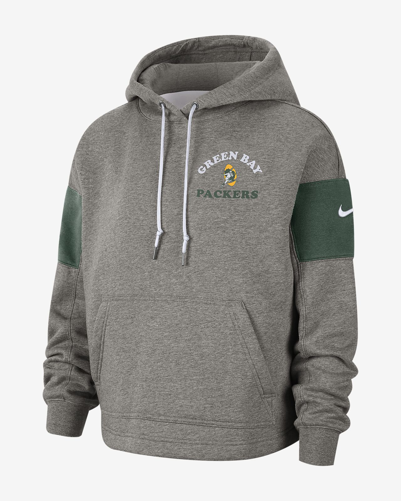 Nike Historic (NFL Packers) Women's Pullover Hoodie