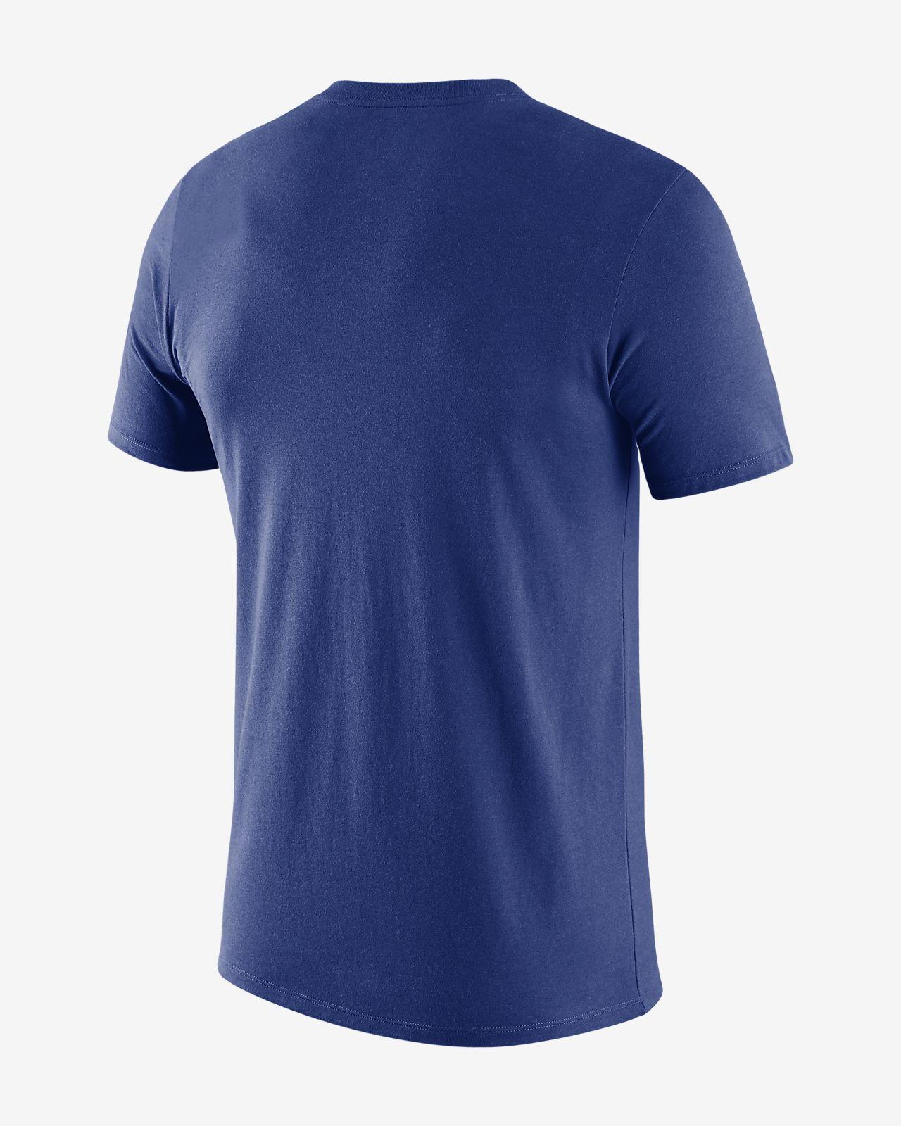 Tee shirt NBA New York Knicks Nike Dri FIT pour Homme
