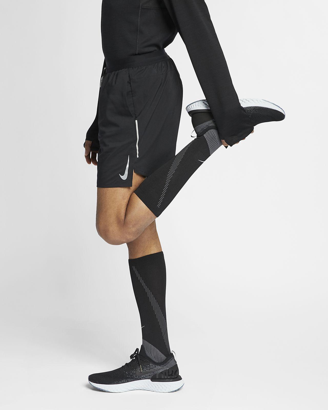 ナイキ フレックス ストライド メンズ 18cm ランニングショートパンツ