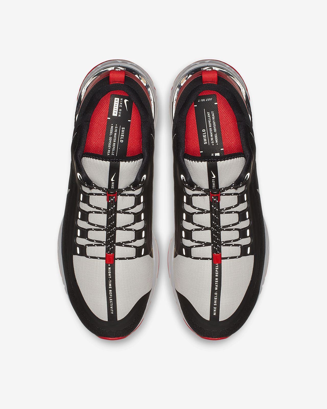 timeless design fc185 6b4bd Nike Odyssey React Shield Water-Repellent-løbesko til mænd. Nike.com DK