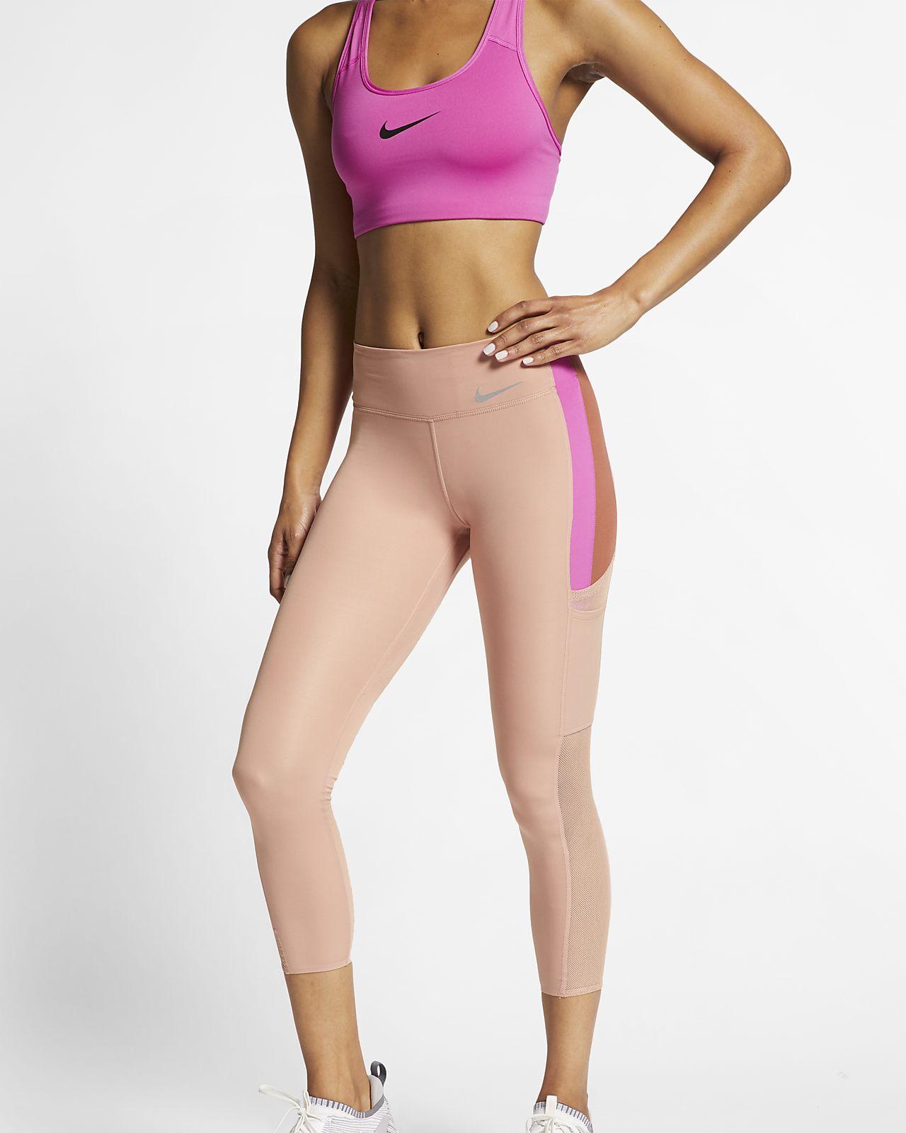 Mallas de 7/8 para mujer Nike One Luxe