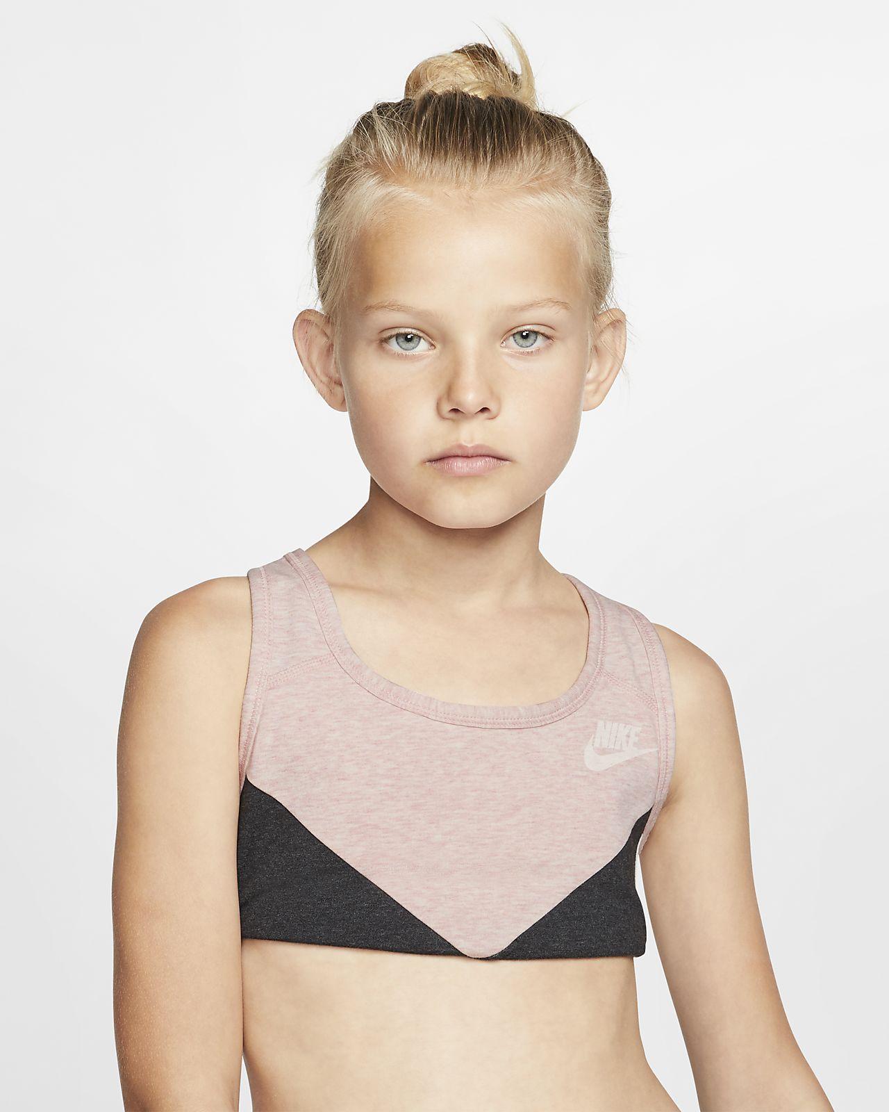 Nike-sports-bh til piger