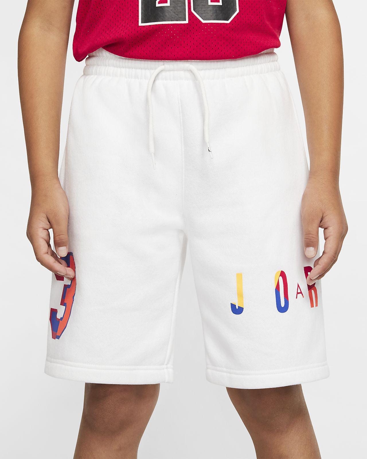 Jordan Air Older Kids' (Boys') Fleece Shorts