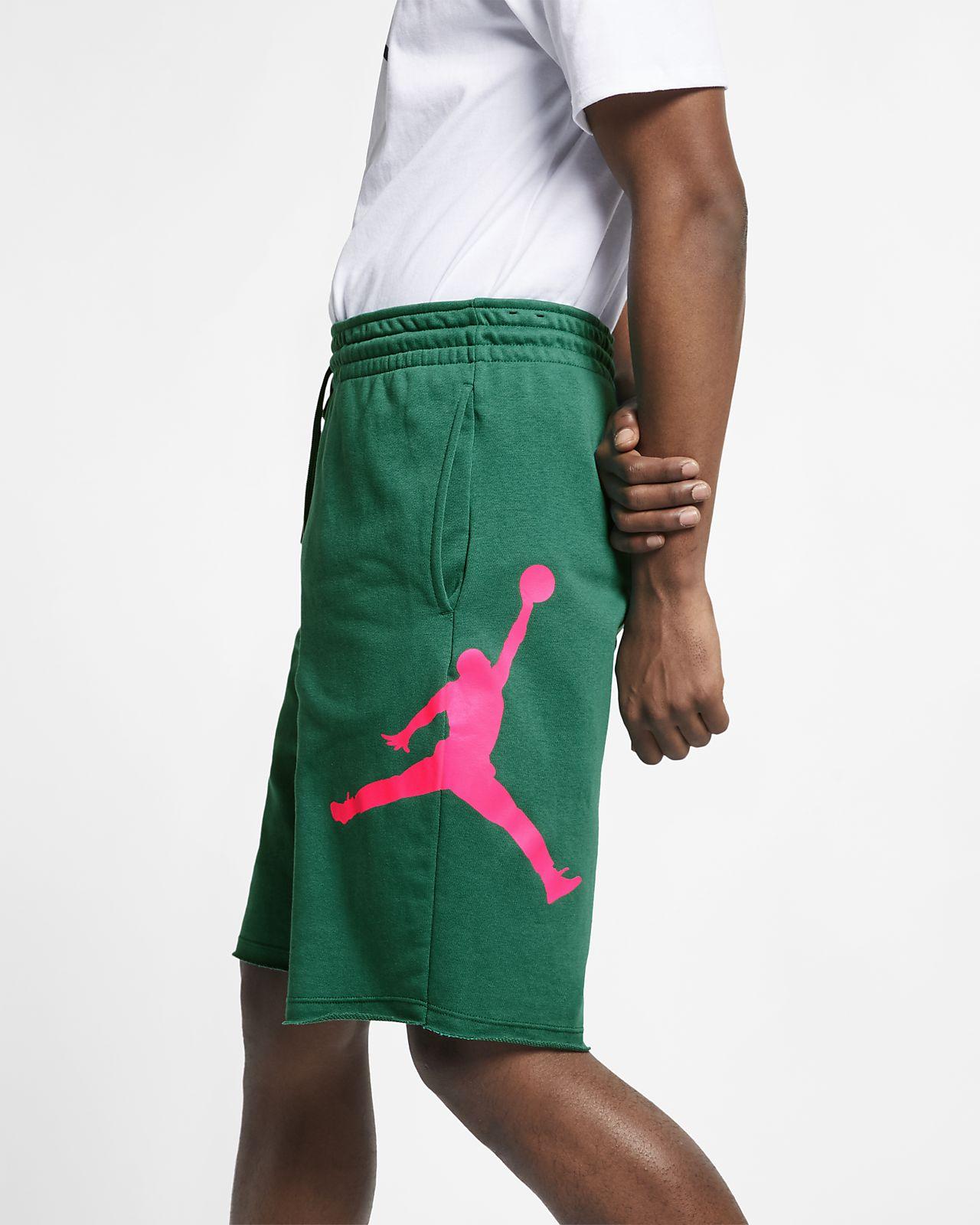355ccdea7e62 Jordan Jumpman Logo Men s Fleece Shorts. Nike.com MA