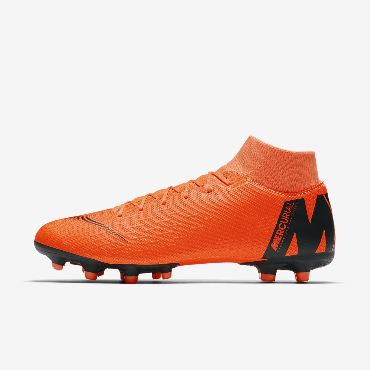 6 Academy Orange Superfly Mercurial Mg Nike White Ep0wqw