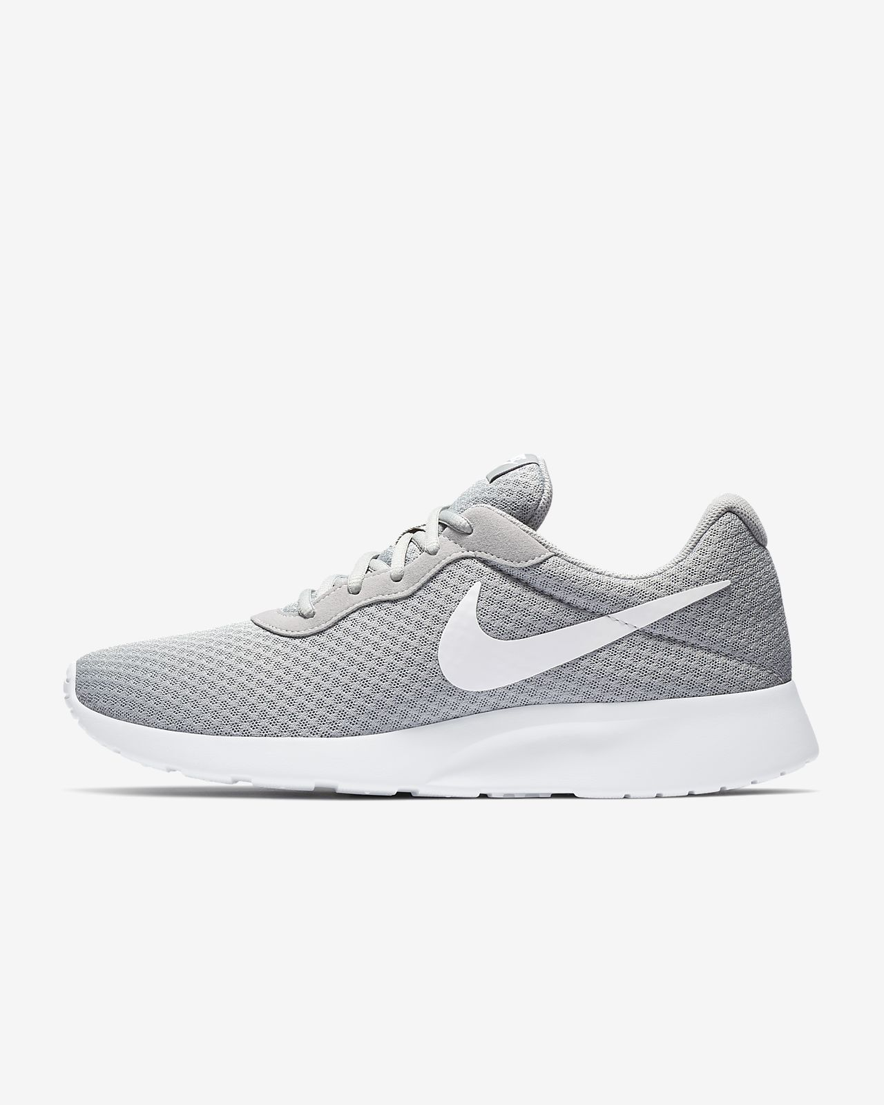 Nike Air Max Modern Flyknit men wolf grey white black at