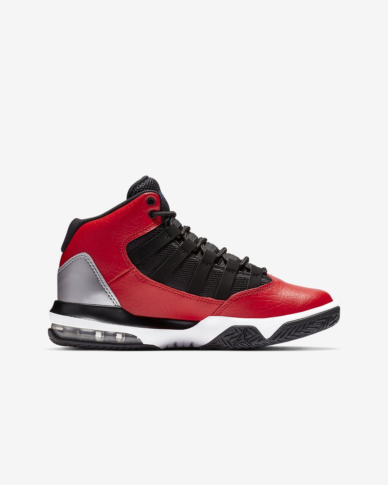 premium selection 473a6 d83b9 ... Calzado para niños talla grande Jordan Max Aura