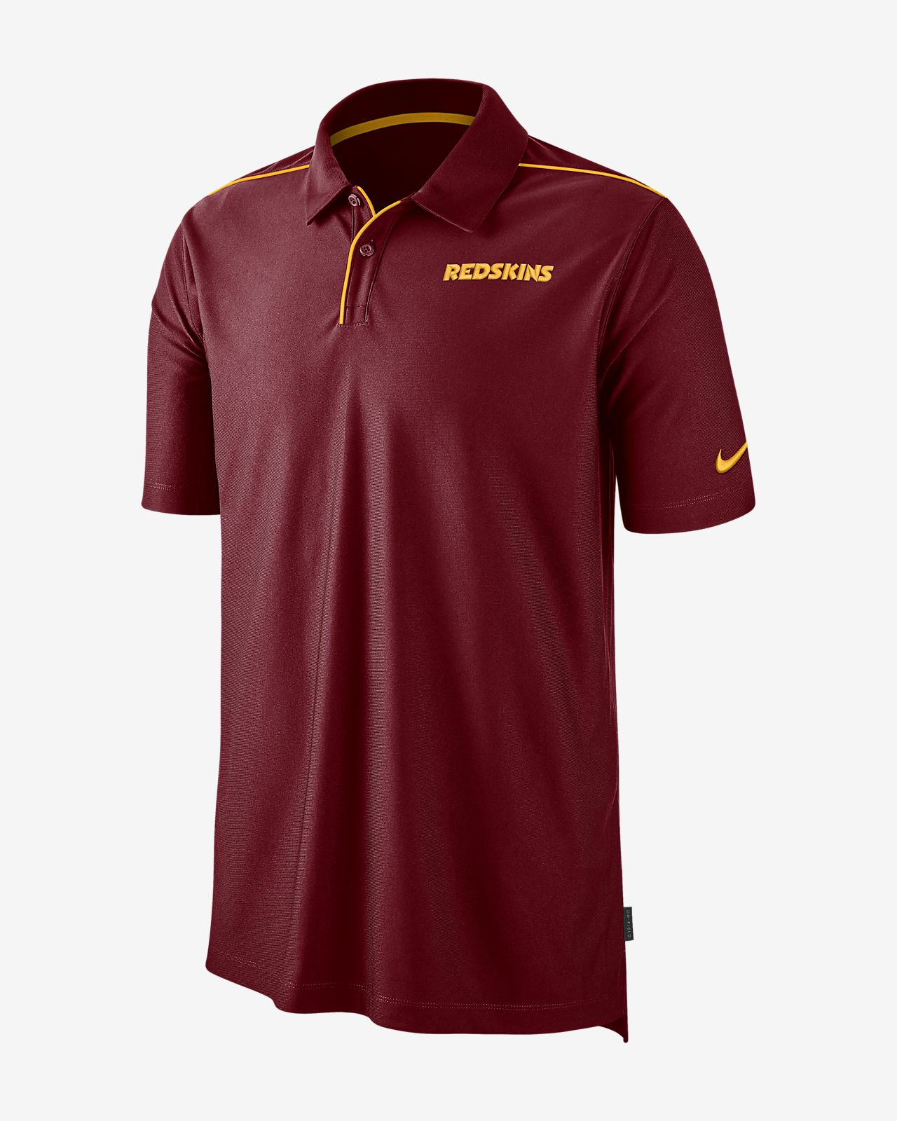 716f26fc Nike Dri-FIT Team Issue (NFL Redskins) Men's Polo