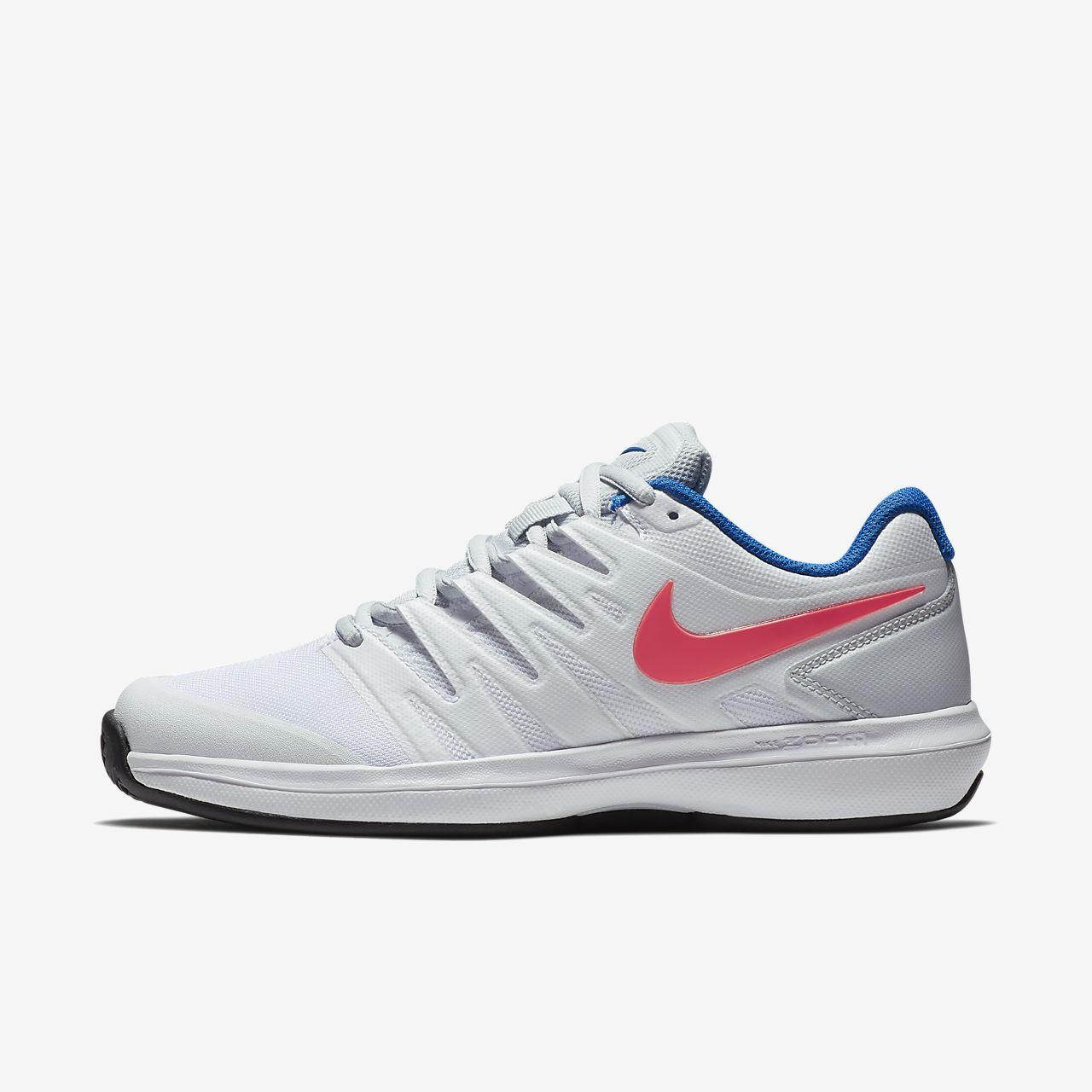 Nike Air Zoom Prestige Clay Damen-Tennisschuh - Weiß vSDKyzqiu