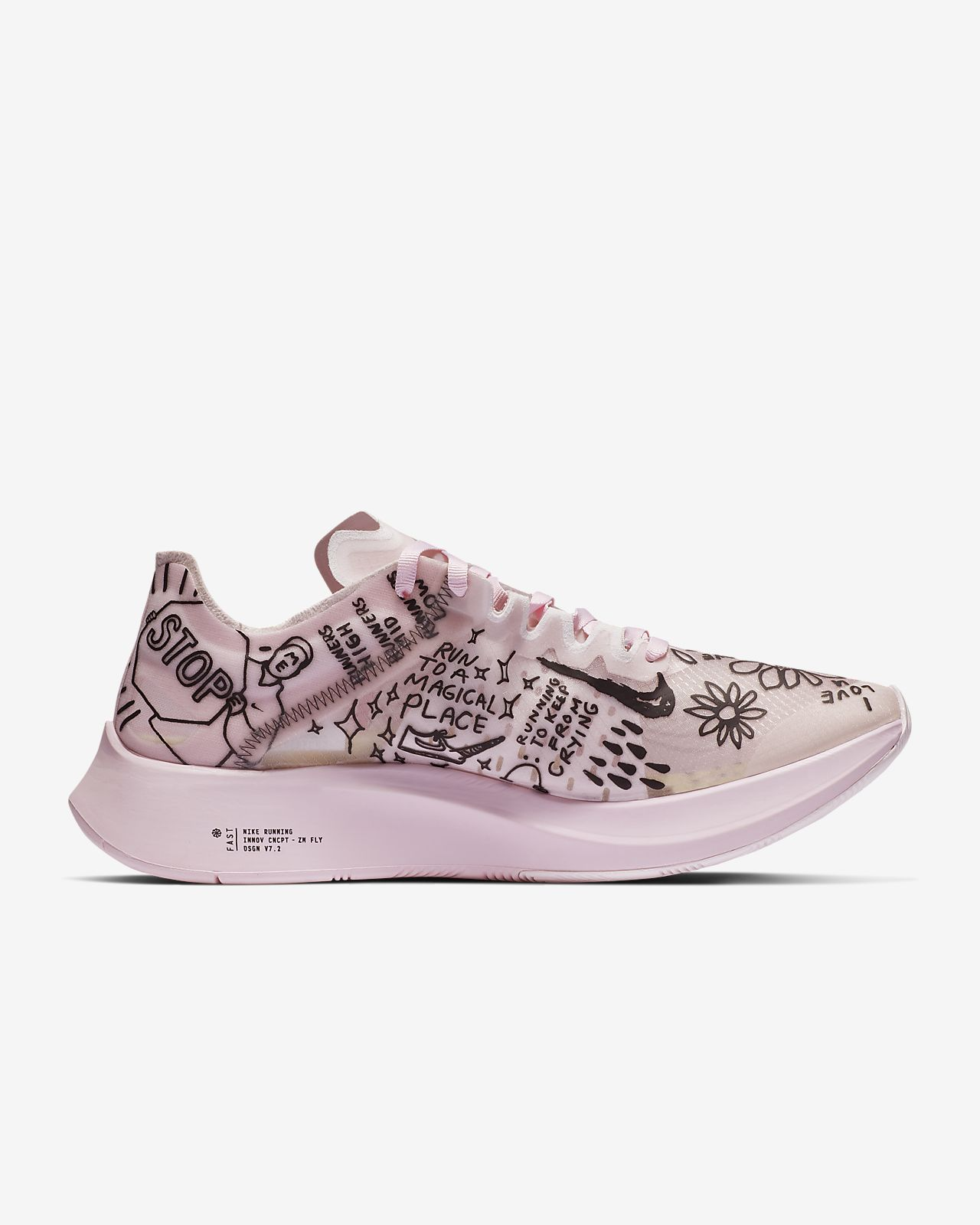 4a239784701ac Nike Zoom Fly SP Fast Nathan Bell Running Shoe. Nike.com MY