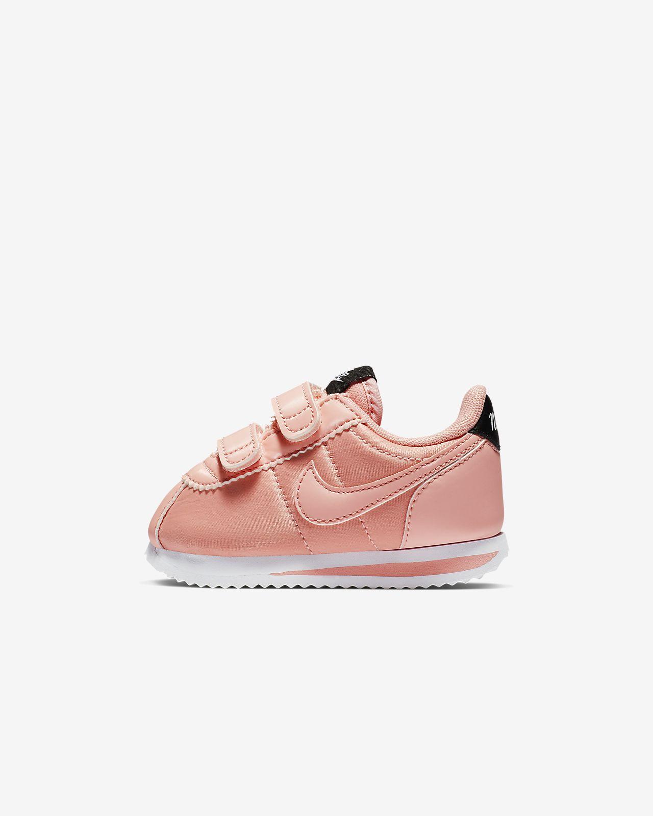new style be71d 2e559 Infant Toddler Shoe. Nike Cortez Basic TXT VDAY