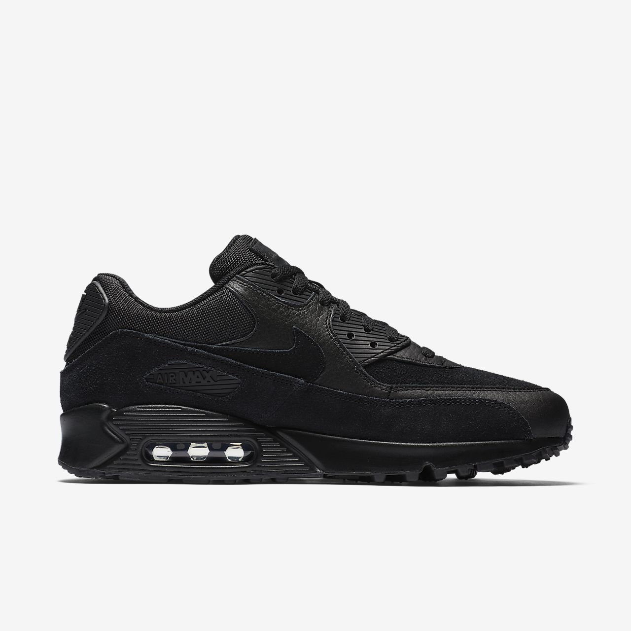 promo code 1fac2 3081a ... wholesale nike air max 90 sneakerboot black dark charcoal end. 548f8  09bb0