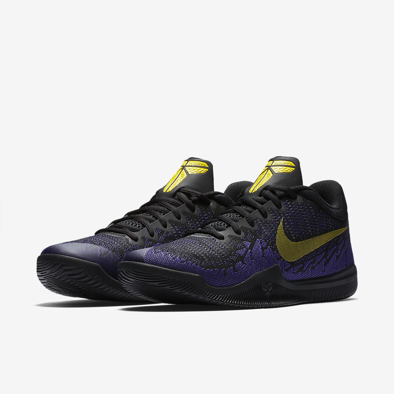 ... Nike Mamba Rage Men's Basketball Shoe