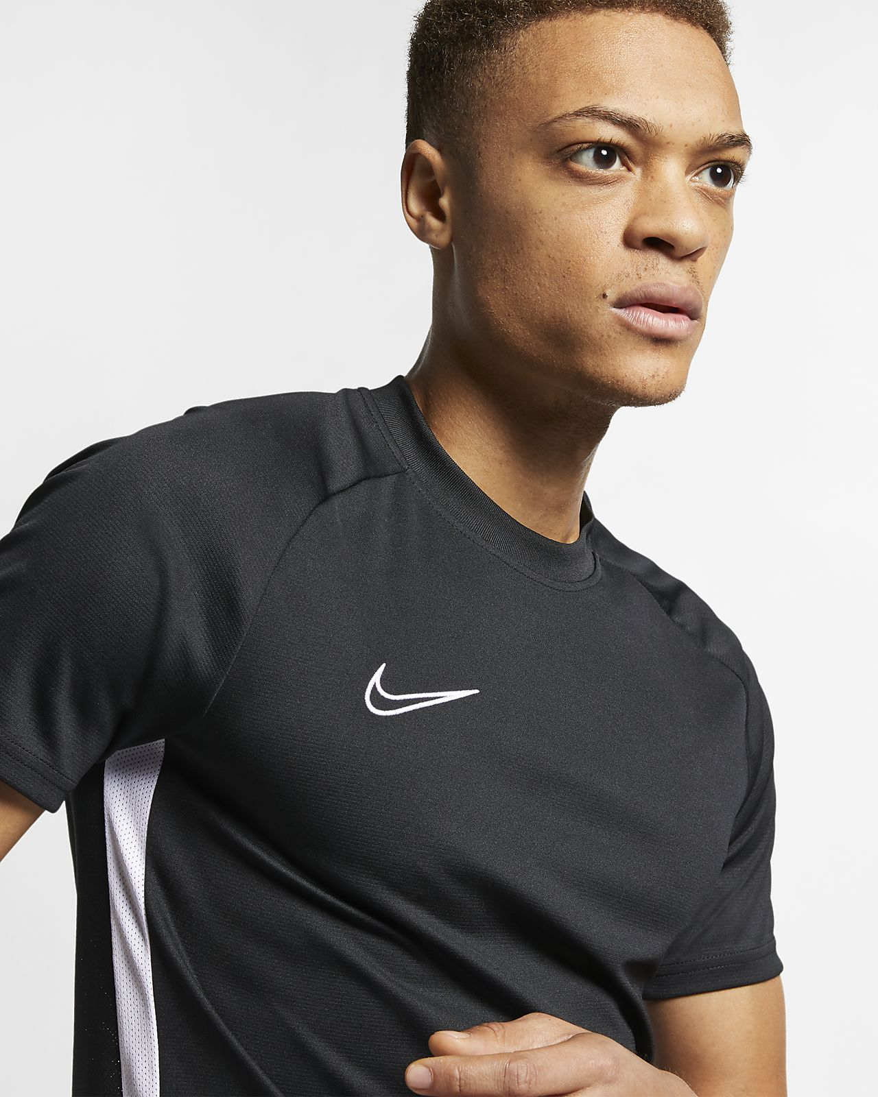 d07d8cca4 Nike Dri-FIT Academy Men's Soccer Short-Sleeve Top. Nike.com