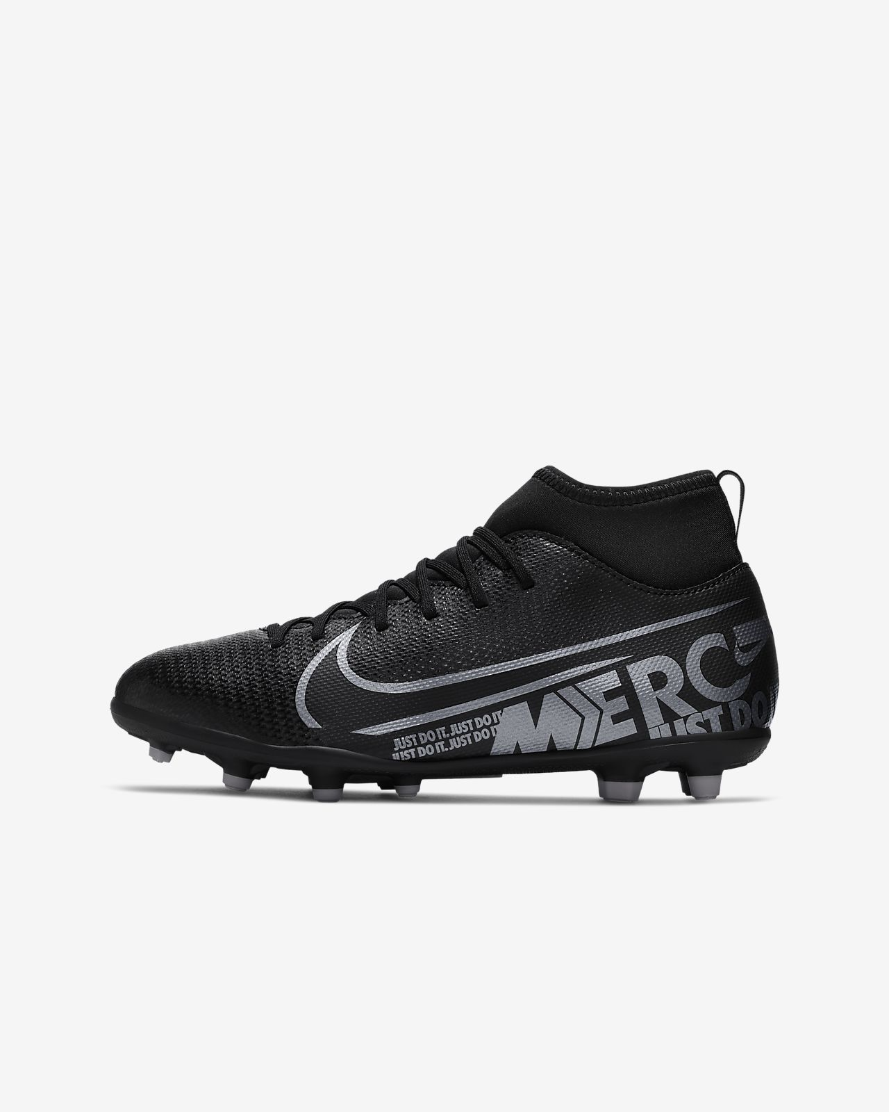 low priced dab5c aeabc Taco de fútbol para múltiples superficies para niños talla pequeña/grande  Nike Jr. Mercurial Superfly 7 Club MG