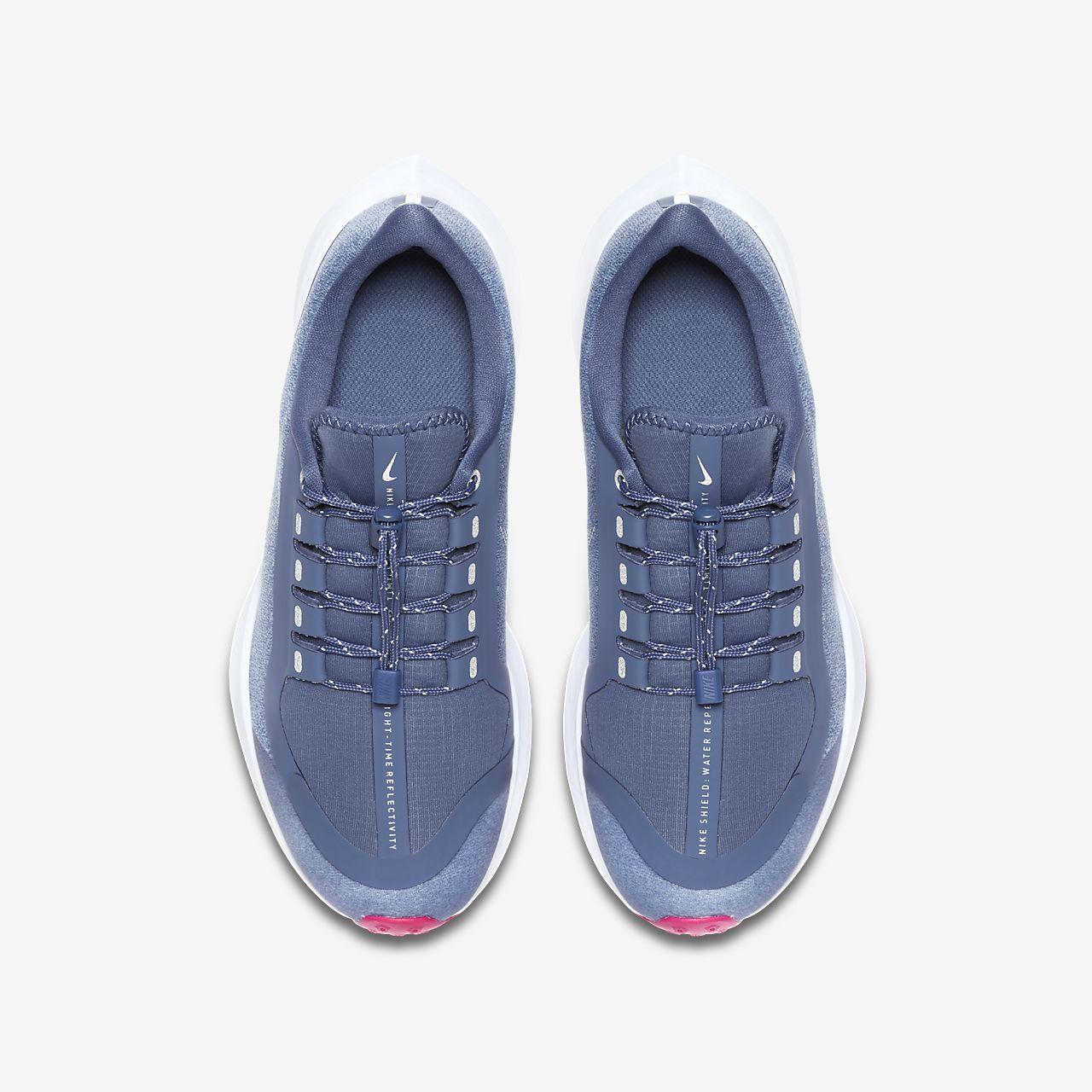 the best attitude 8936c 7c92d ... Nike Air Zoom Pegasus 35 Shield Younger Older Kids  Running Shoe