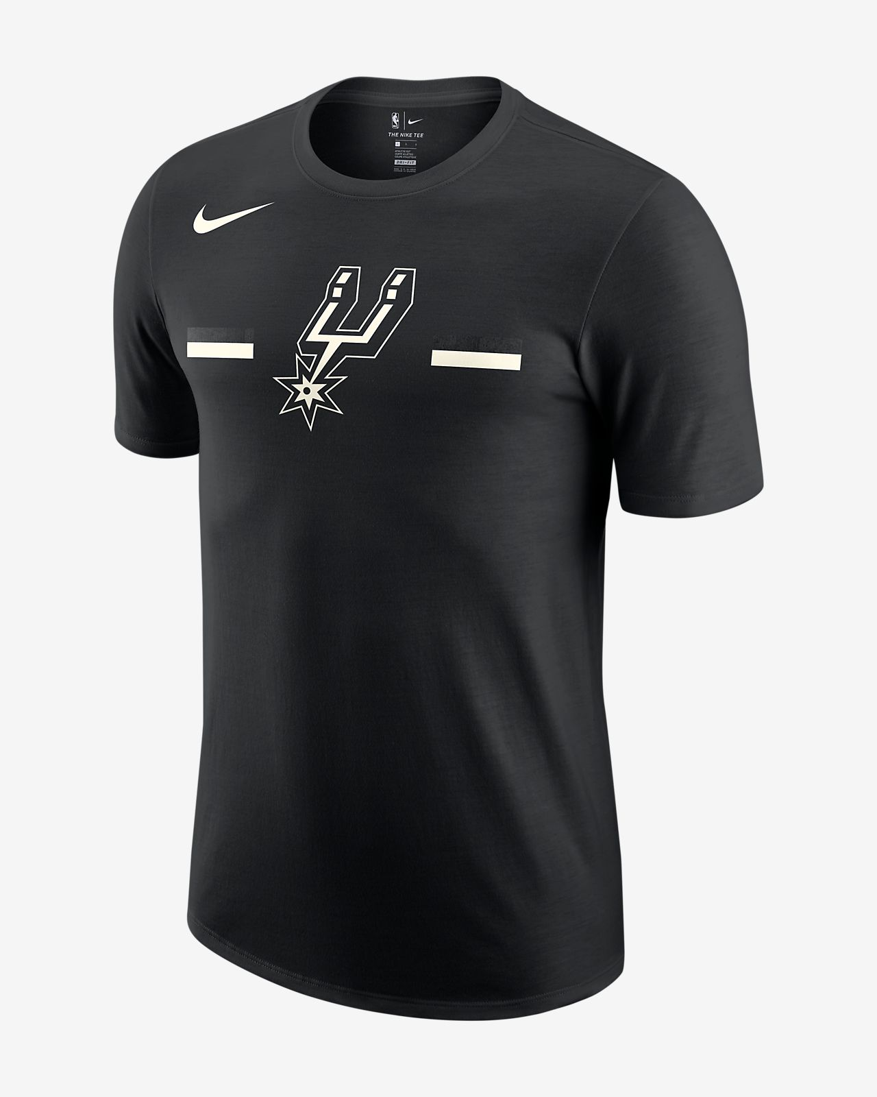 566554d188bef San Antonio Spurs Nike Dri-FIT Men's NBA T-Shirt. Nike.com