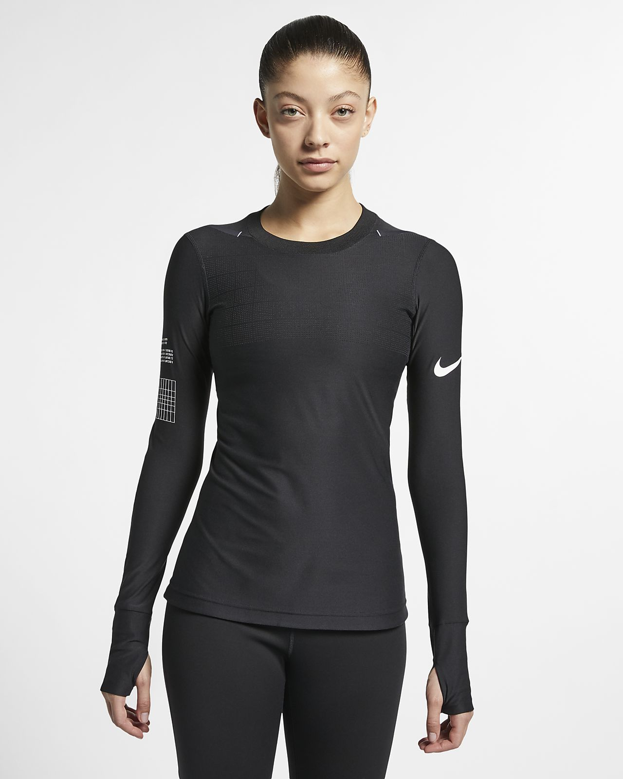 Nike x MMW Women's Long-Sleeve Top