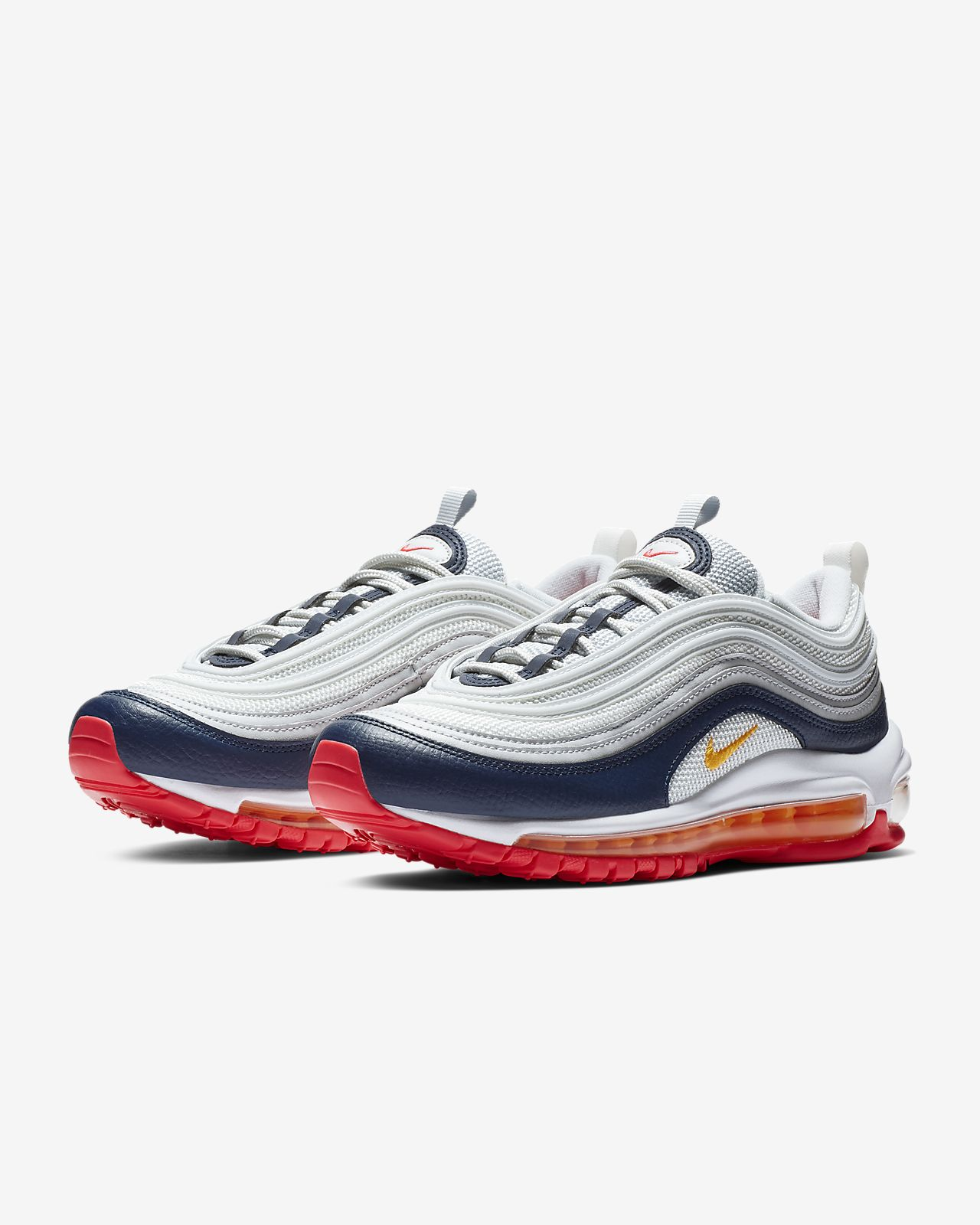 brand new b60f1 1a73f ... Nike Air Max 97 Premium Womens Shoe