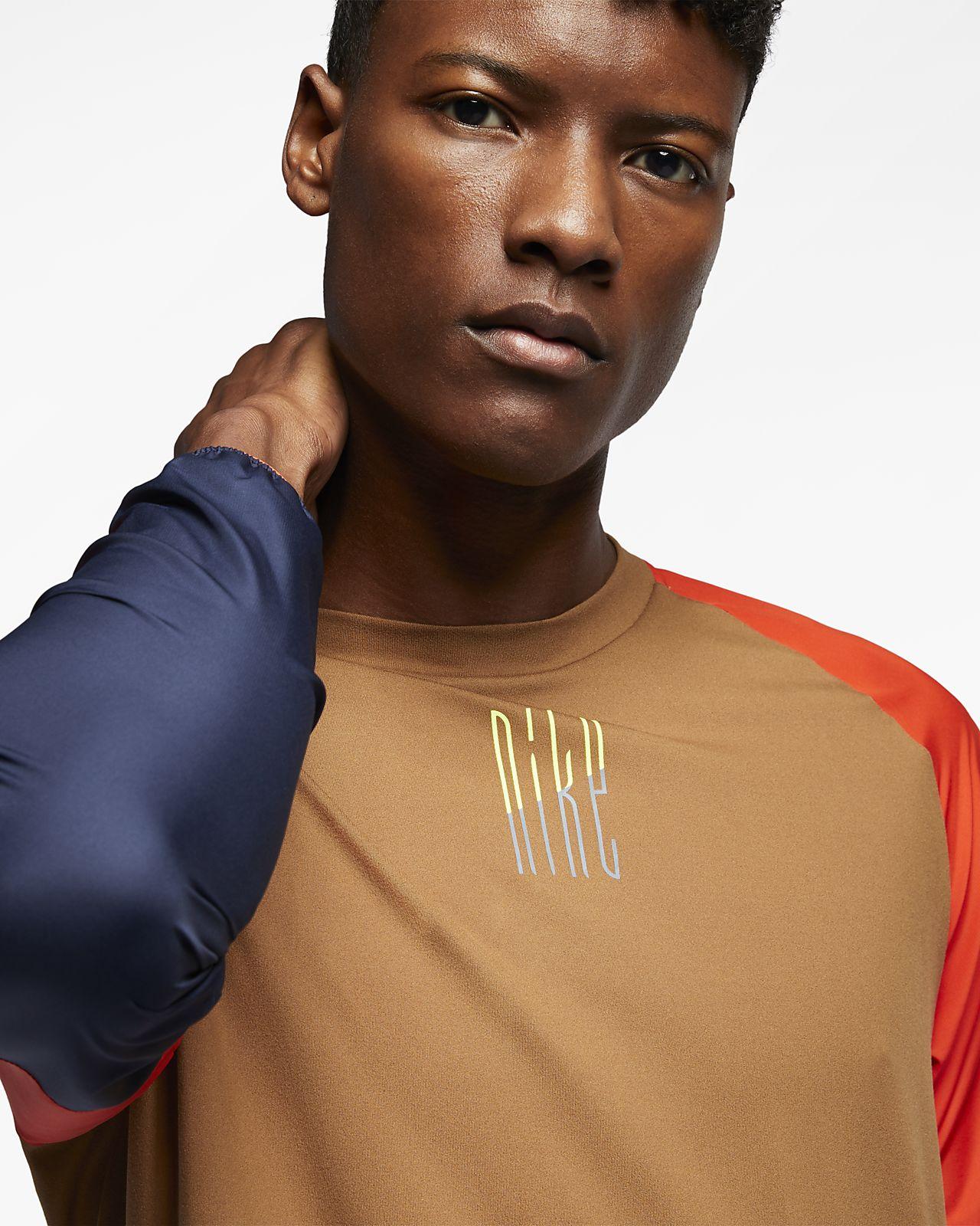 d58a2d6cc3 Nike Camiseta de running de manga larga - Hombre. Nike.com ES