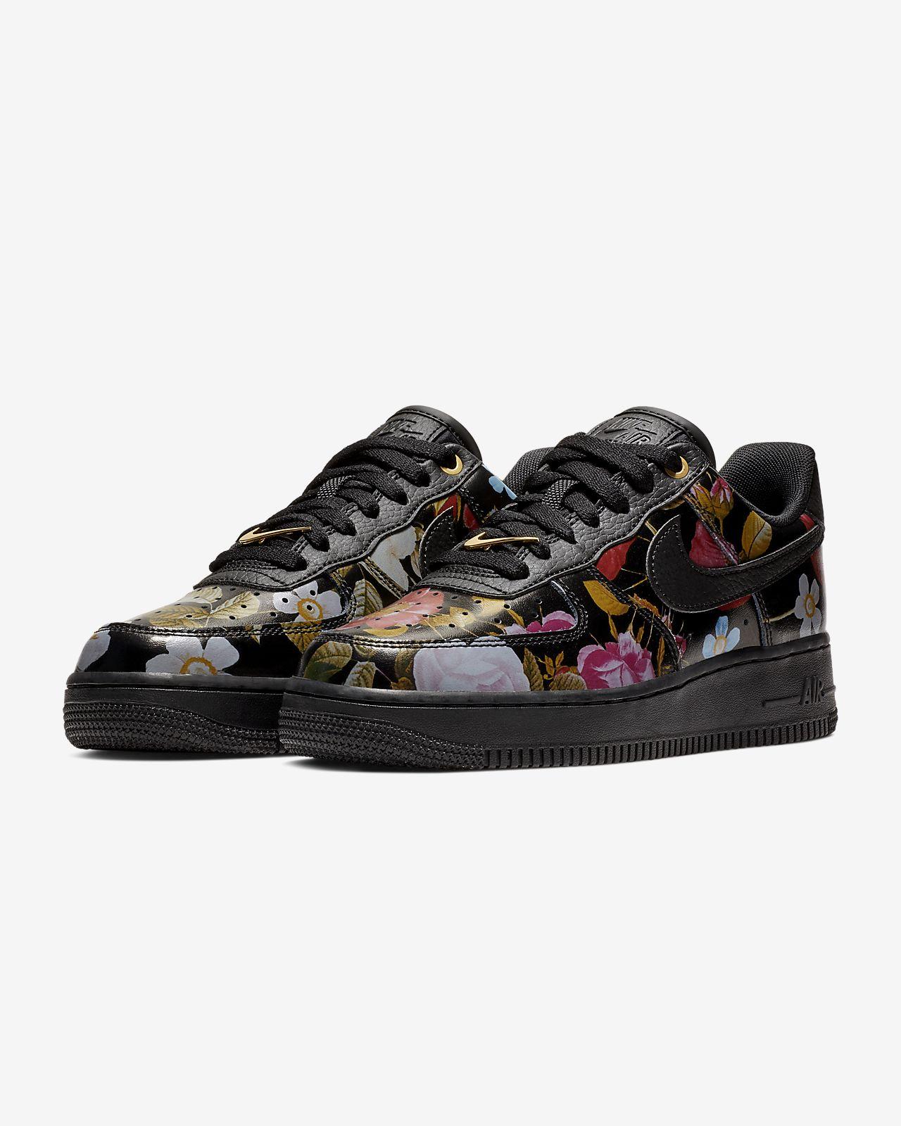 buy online c521a b5224 ... max 90 udsalg 565e1 f85f7  uk nike air force 1 07 lxx floral sko til  kvinder 0f290 38b05