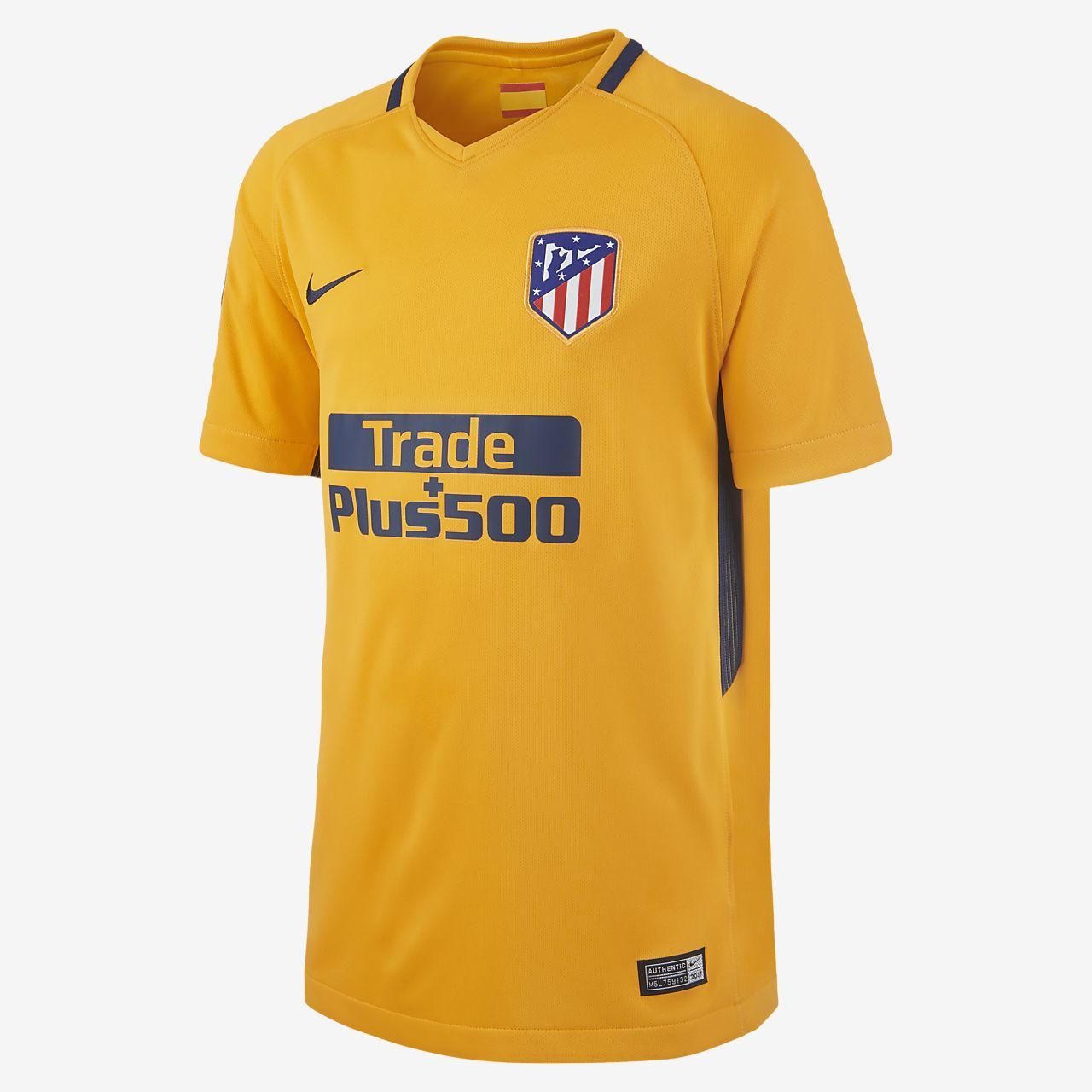 Camiseta Atlético de Madrid niños