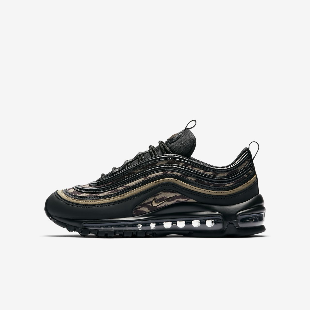 Undefeated x Nike Air Max 97 'Flight Jacket' AJ1986 300 Official