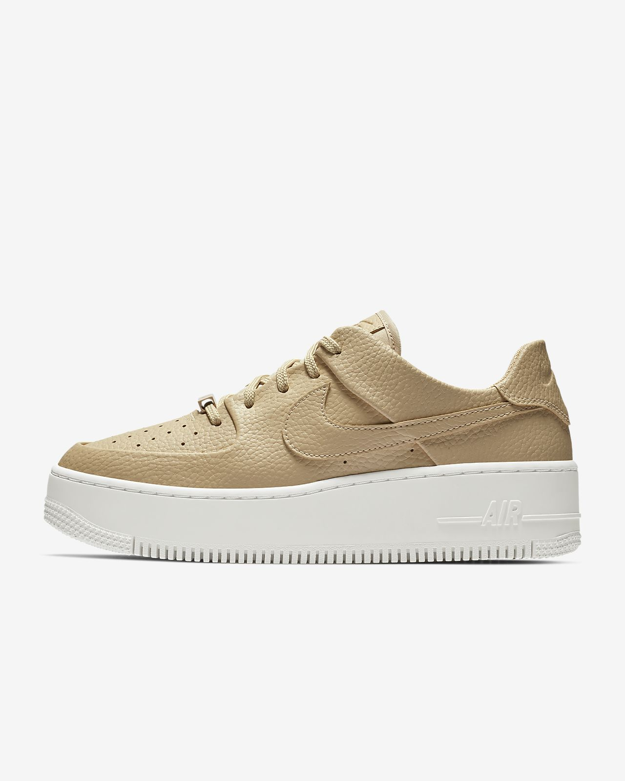 Skon Nike Air Force 1 Sage Low för kvinnor