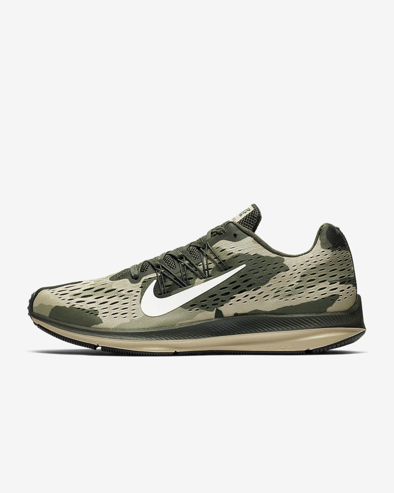 best cheap 8d2f1 f0ff2 ... Nike Air Zoom Winflo 5 Camo Mens Running Shoe