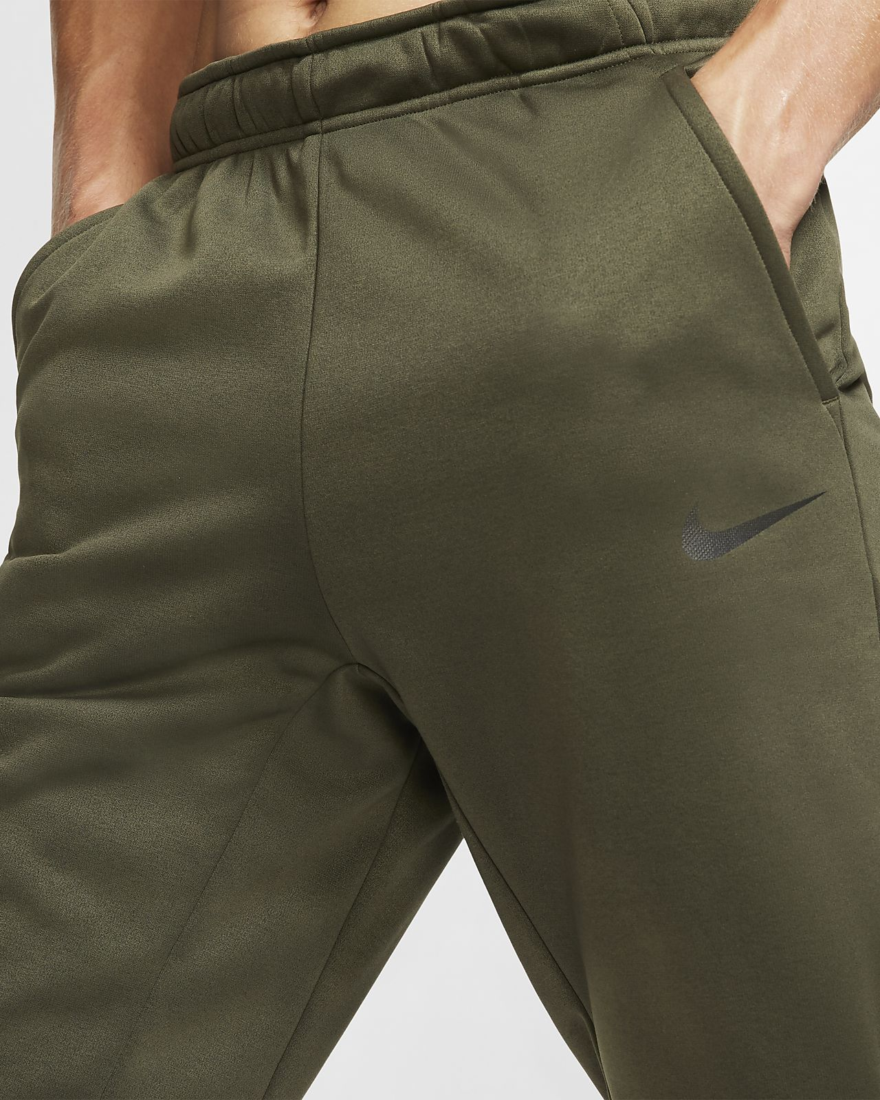 Homme Pantalon Training Nike Pour De Fuselé Therma NnOkZwP80X