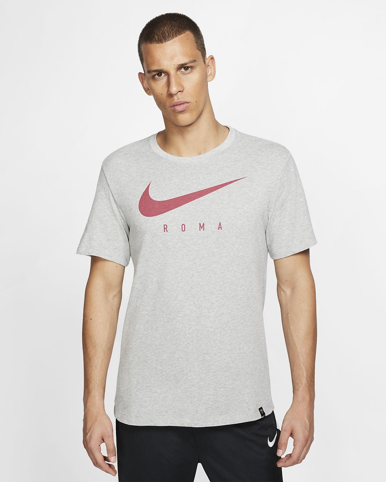 A.S. Rom Fußball-T-Shirt für Herren