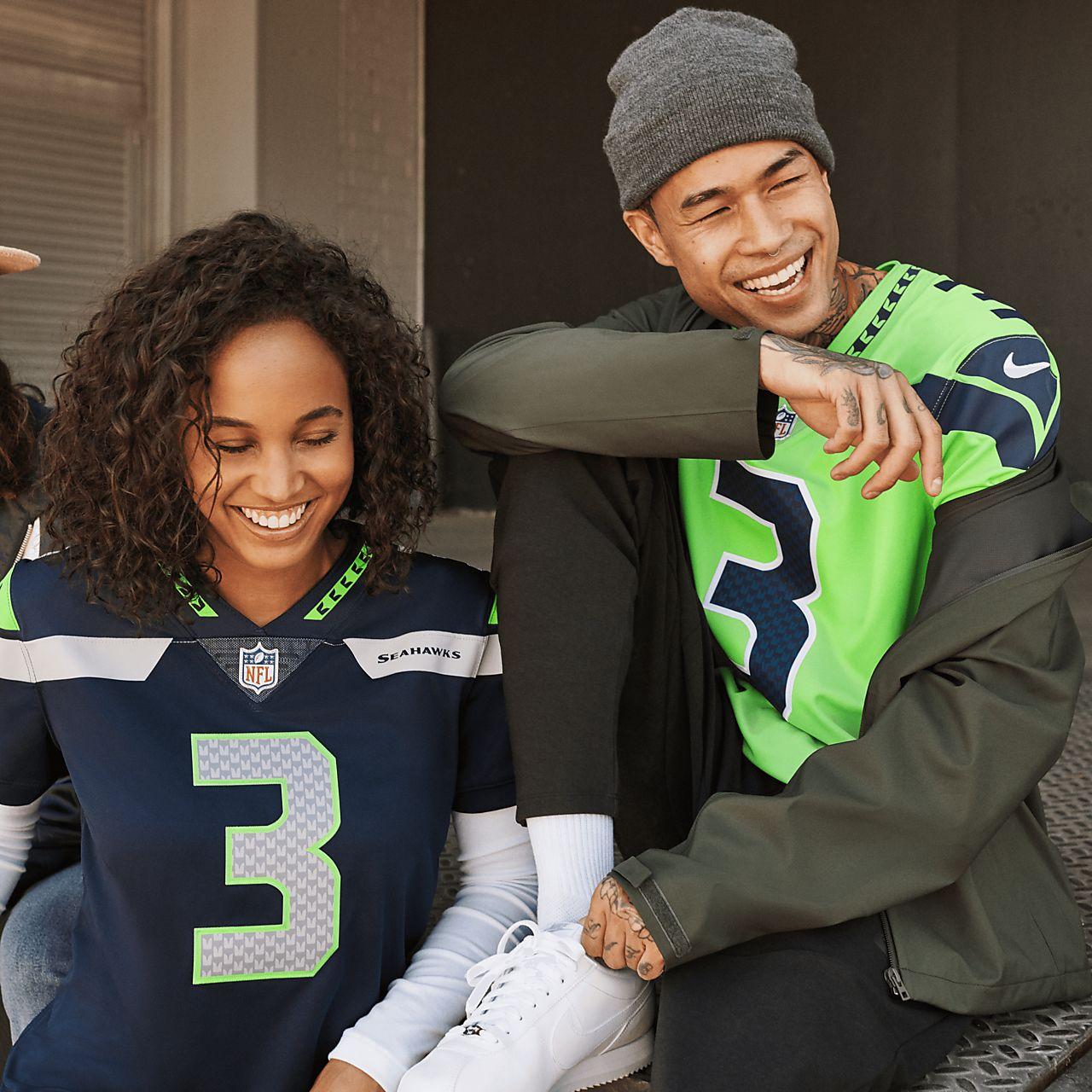 a26c0de2e ... NFL Seattle Seahawks Limited American Football-Trikot für Herren