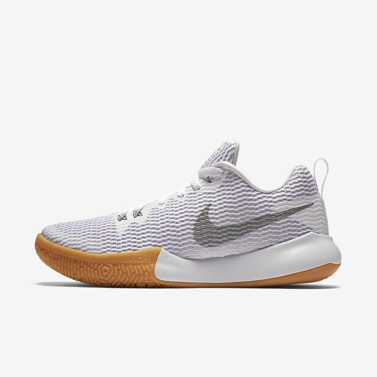 online retailer 80fe4 6bfea ... Chaussure de basketball Nike Zoom Live II pour Femme