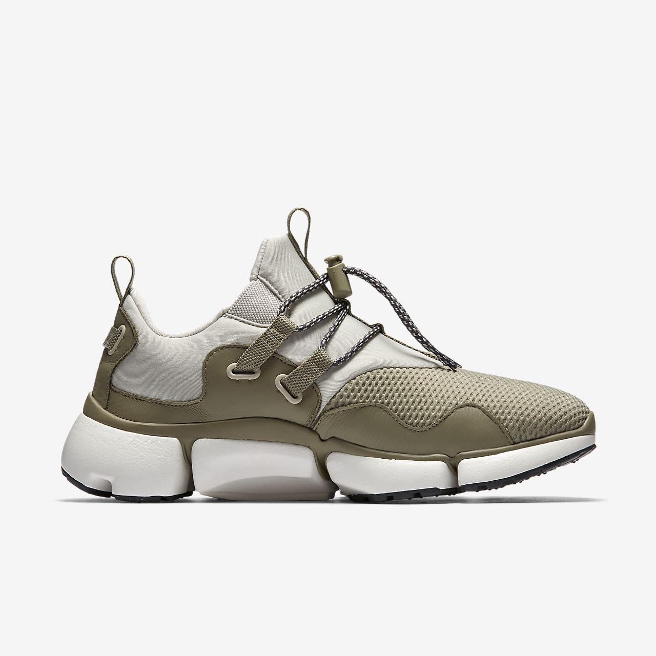 Nike Pocket Knife DM Leather Men's Lifestyle Shoes White xZ4872I