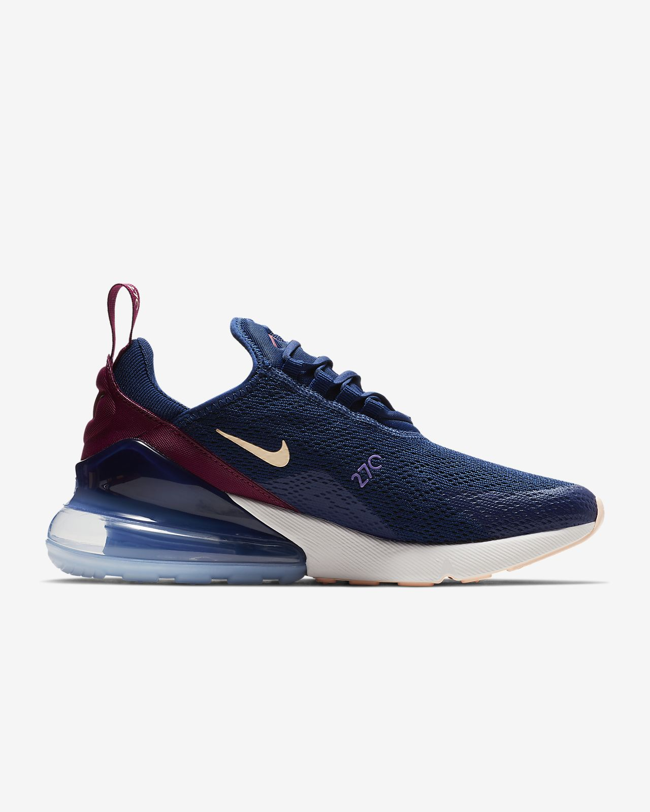 20a587b5a3 Nike Air Max 270 Women's Shoe. Nike.com CH