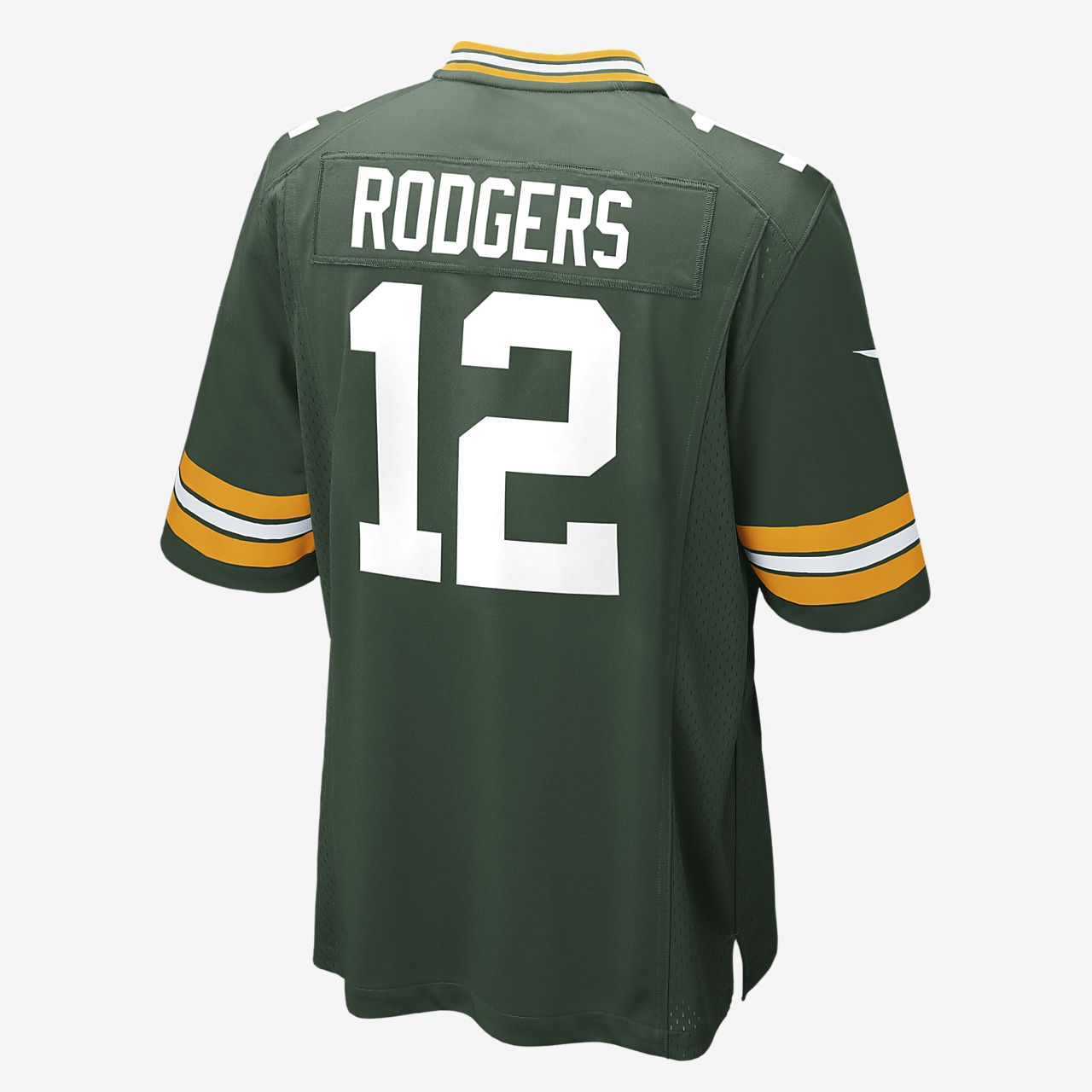 95c6138f NFL Green Bay Packers (Aaron Rodgers) Kids' Football Home Game Jersey