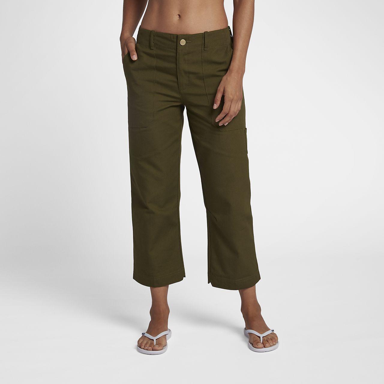 28dce2dc055d1 Hurley Lowrider Wide Leg Women s Pants. Nike.com
