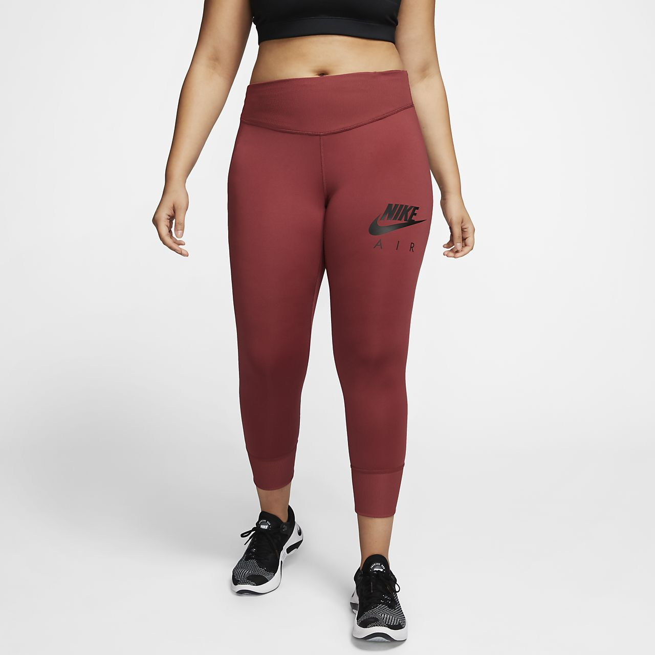 Nike Fast Women's 7/8 Running Leggings (Plus Size)