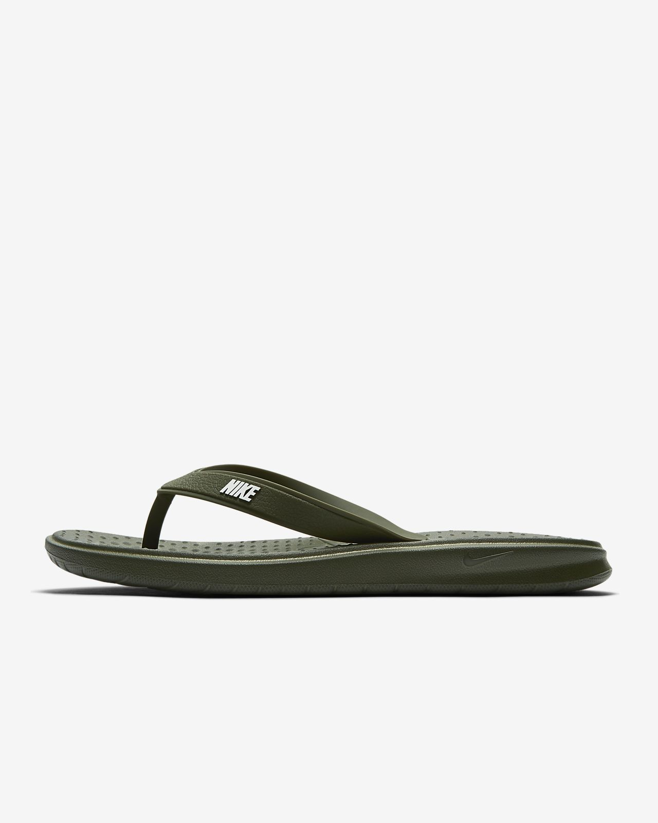 buy online b802b ce4a7 ... Tong Nike Solay pour Homme