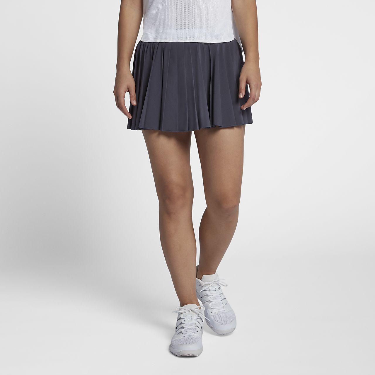 Jupe de tennis NikeCourt Victory pour Femme. Nike.com CA f3c37556d406