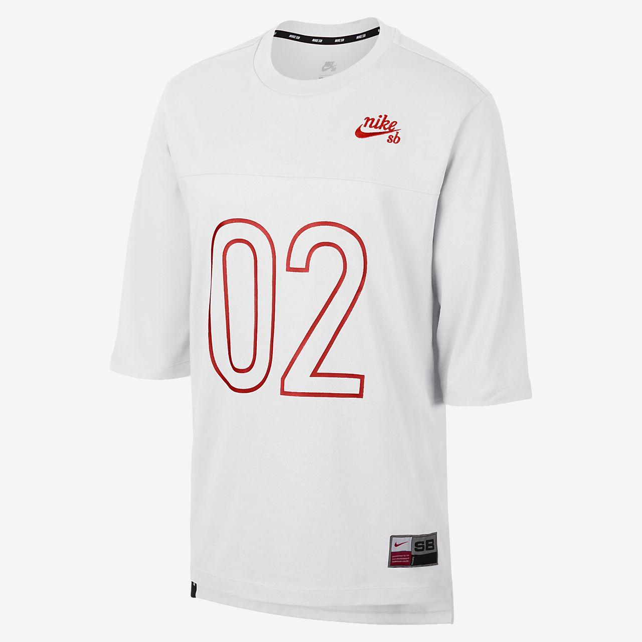 99f120248 Nike SB Dri-FIT Men's 3/4-Sleeve Top. Nike.com CH