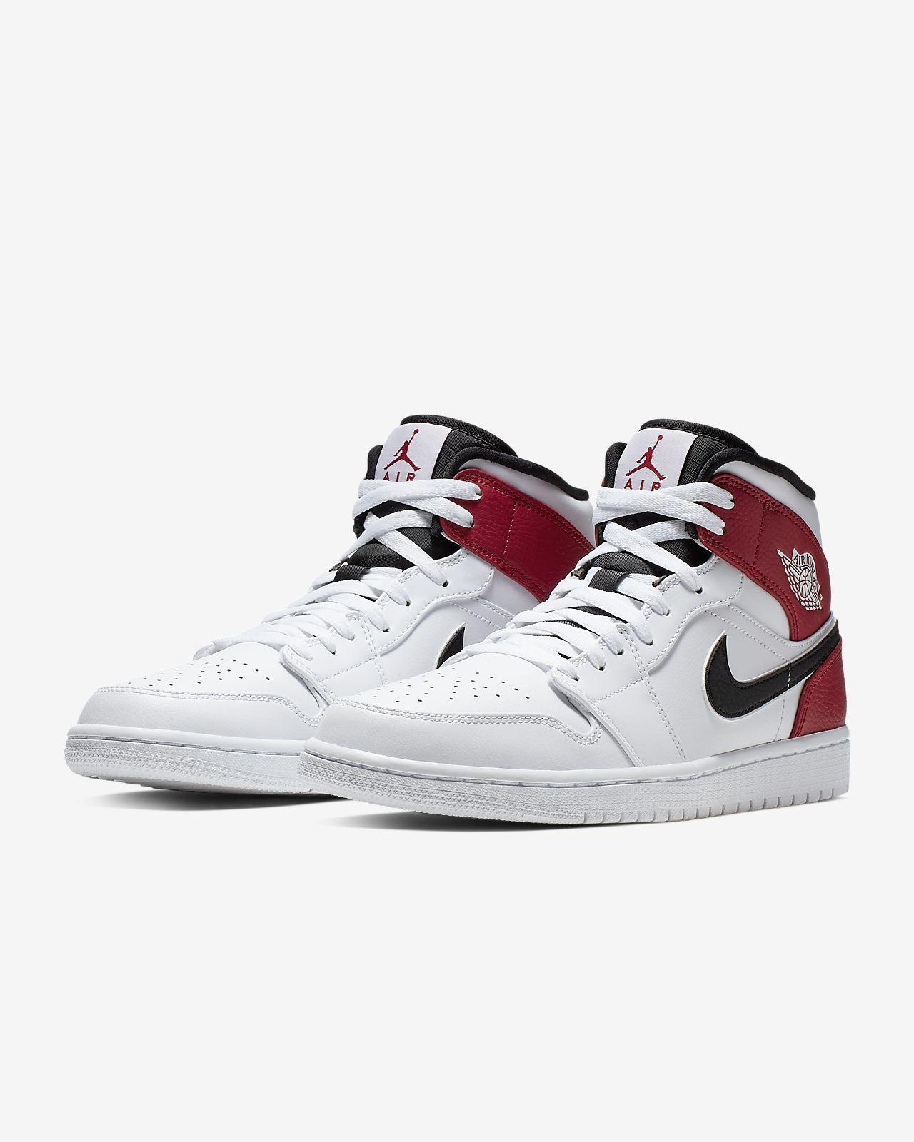 wholesale dealer 3d325 77fd4 ... Chaussure Air Jordan 1 Mid pour Homme