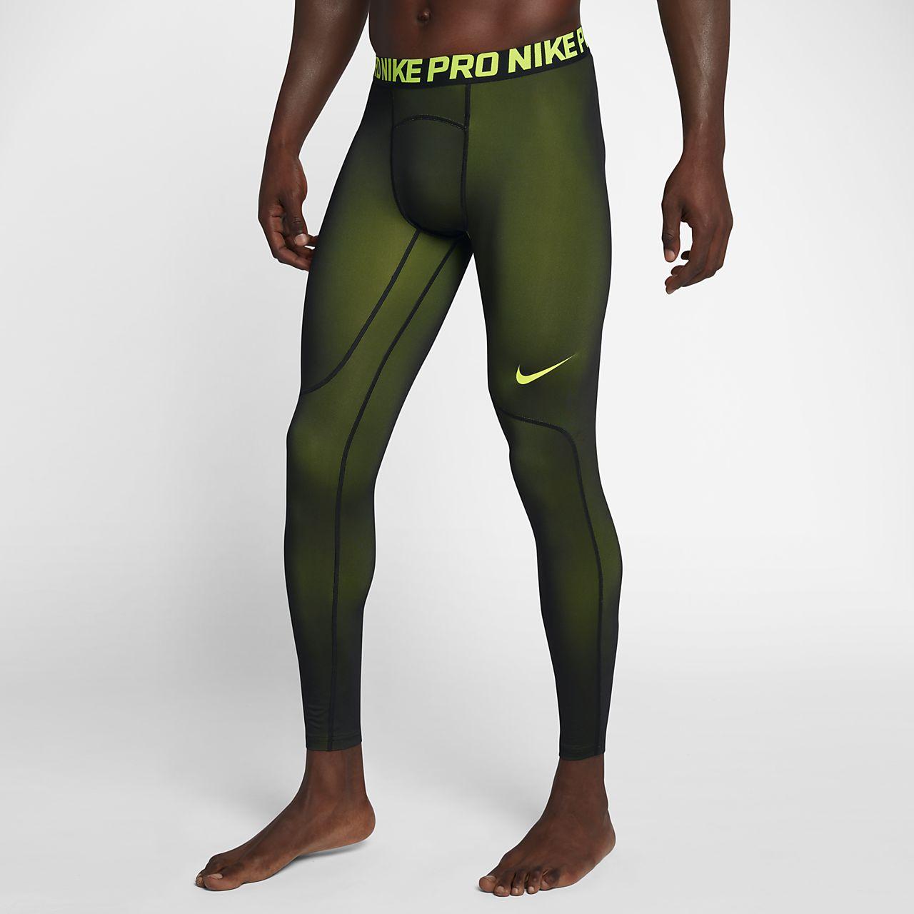nike pro colorburst men 39 s training tights. Black Bedroom Furniture Sets. Home Design Ideas
