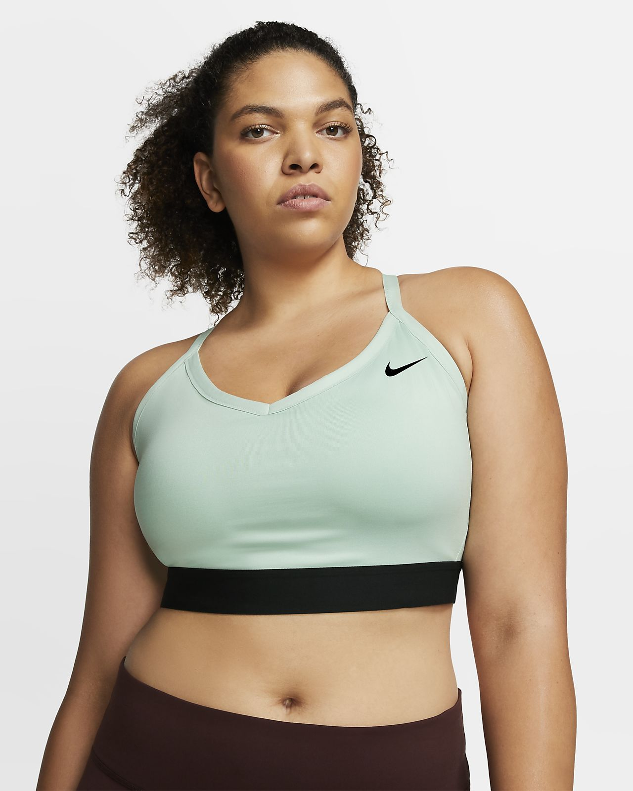68da2012485 Nike Indy Women's Light-Support Sports Bra (Plus Size)