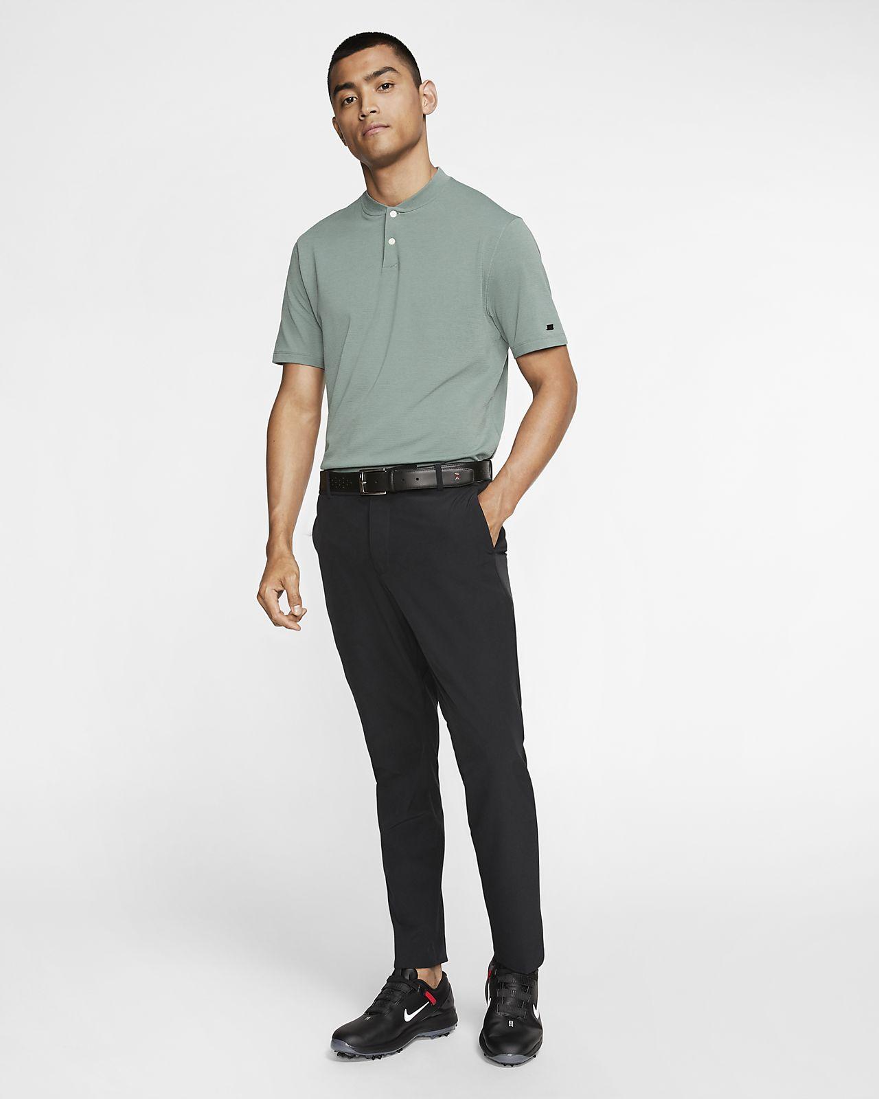 6cb2e7f3 Nike AeroReact Tiger Woods Vapor Men's Golf Polo. Nike.com