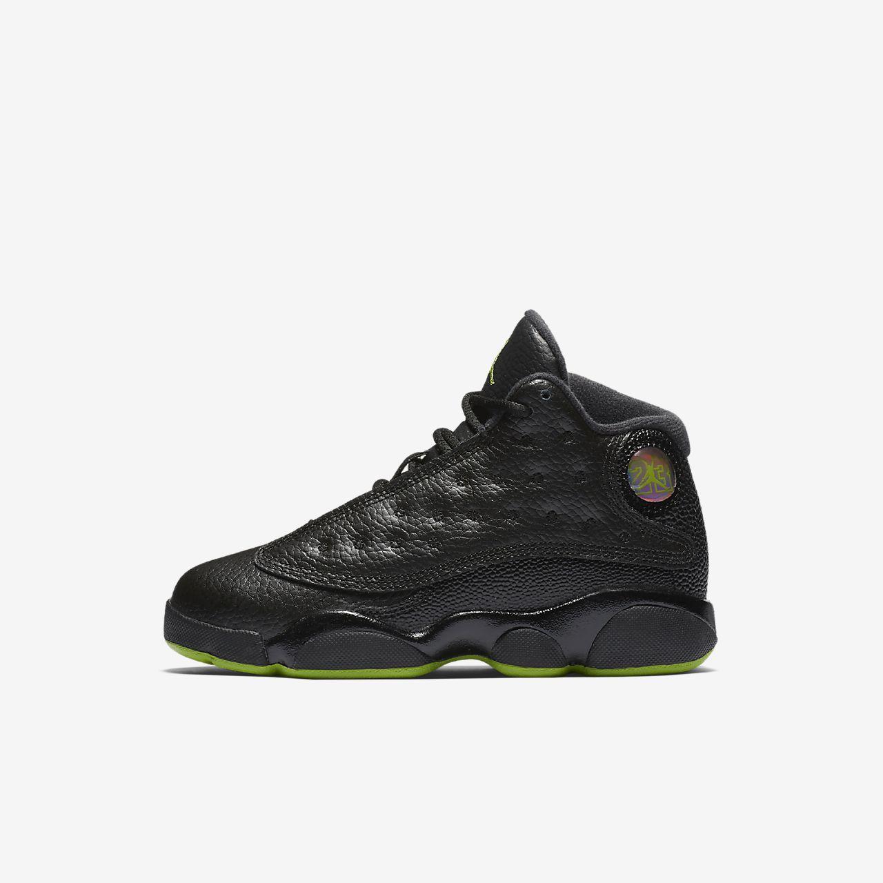 premium selection 9170a e4f07 ... Air Jordan 13 Retro Younger Boys  Shoe