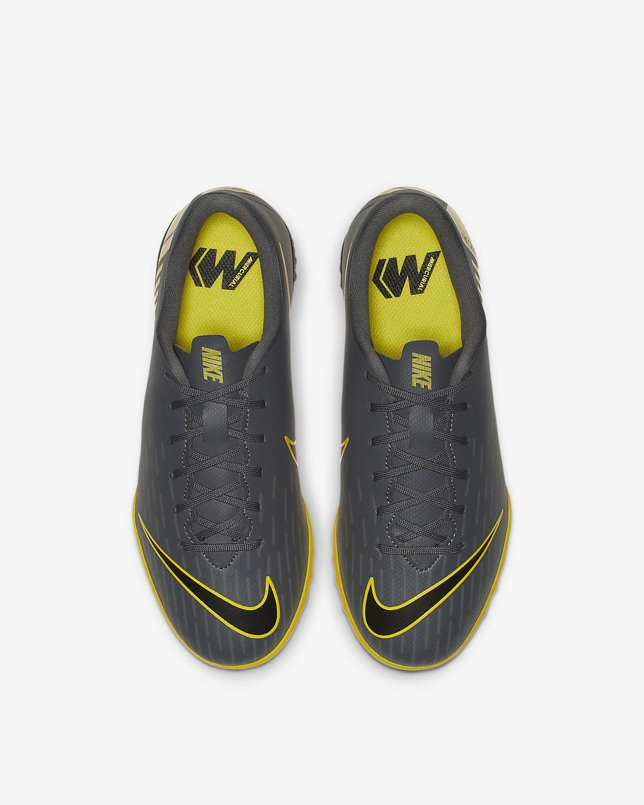 buy popular f91ed 559d7 ... Nike Jr. MercurialX Vapor XII Academy Younger Older Kids  Turf Football  Shoe