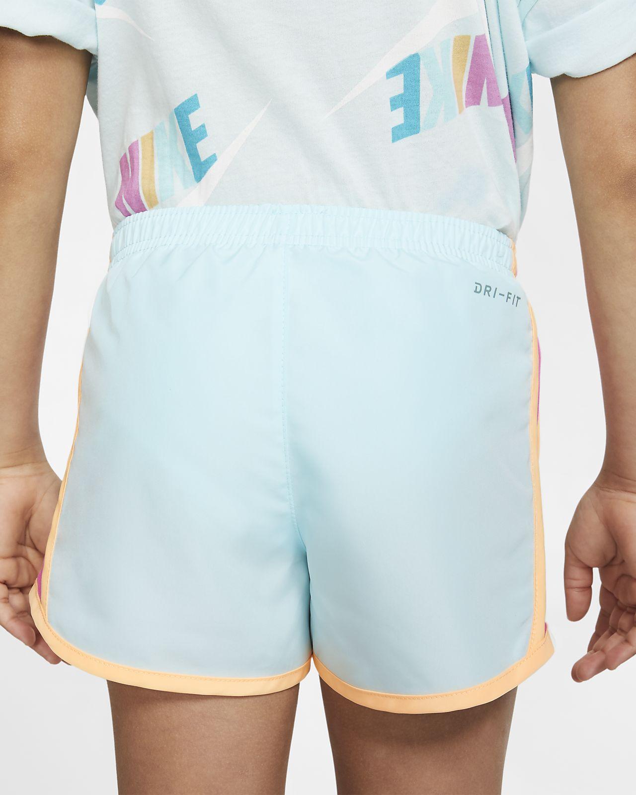 a9d213325b Nike Dri-FIT Tempo Little Kids' Running Shorts. Nike.com