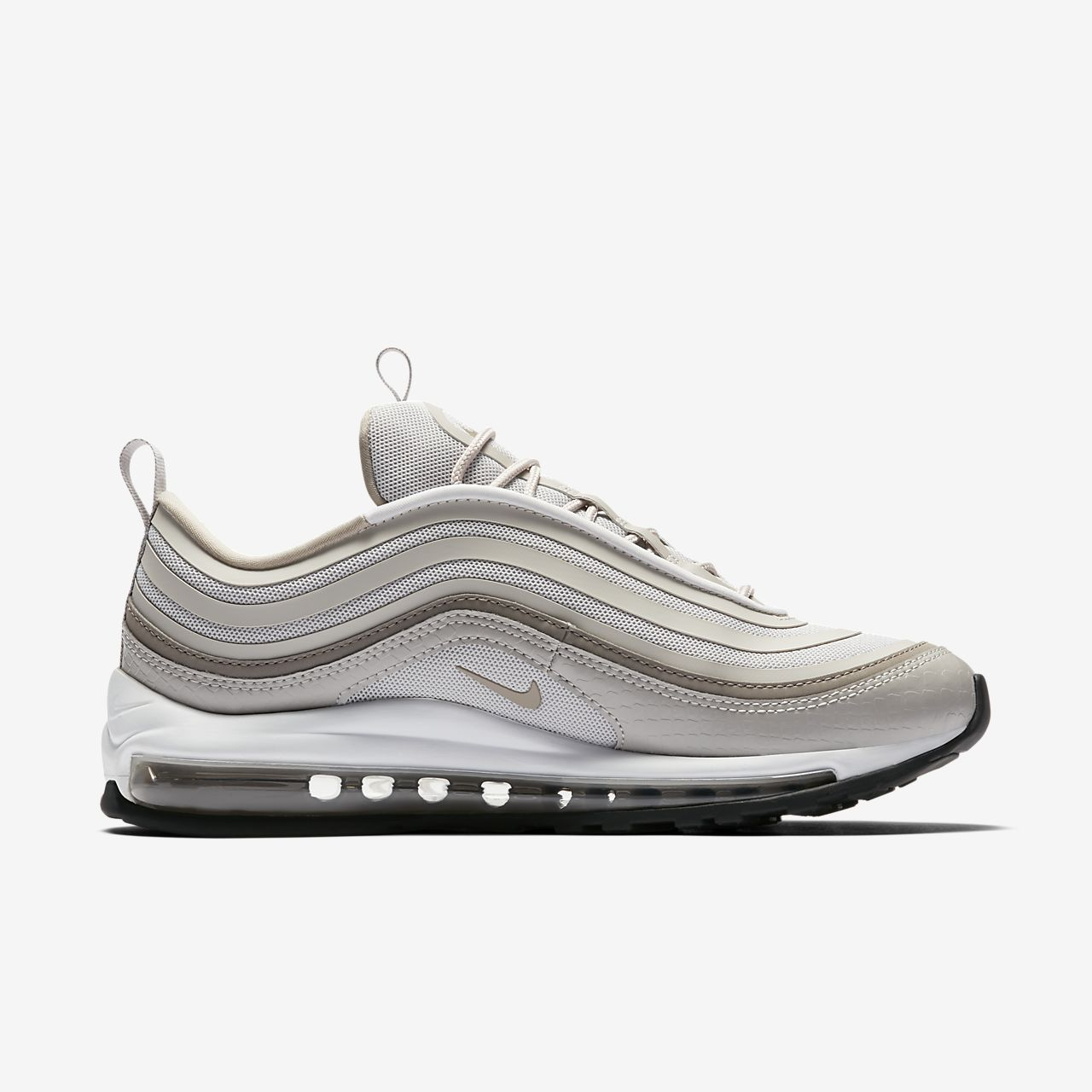 nike air max 97 ultra women's silver