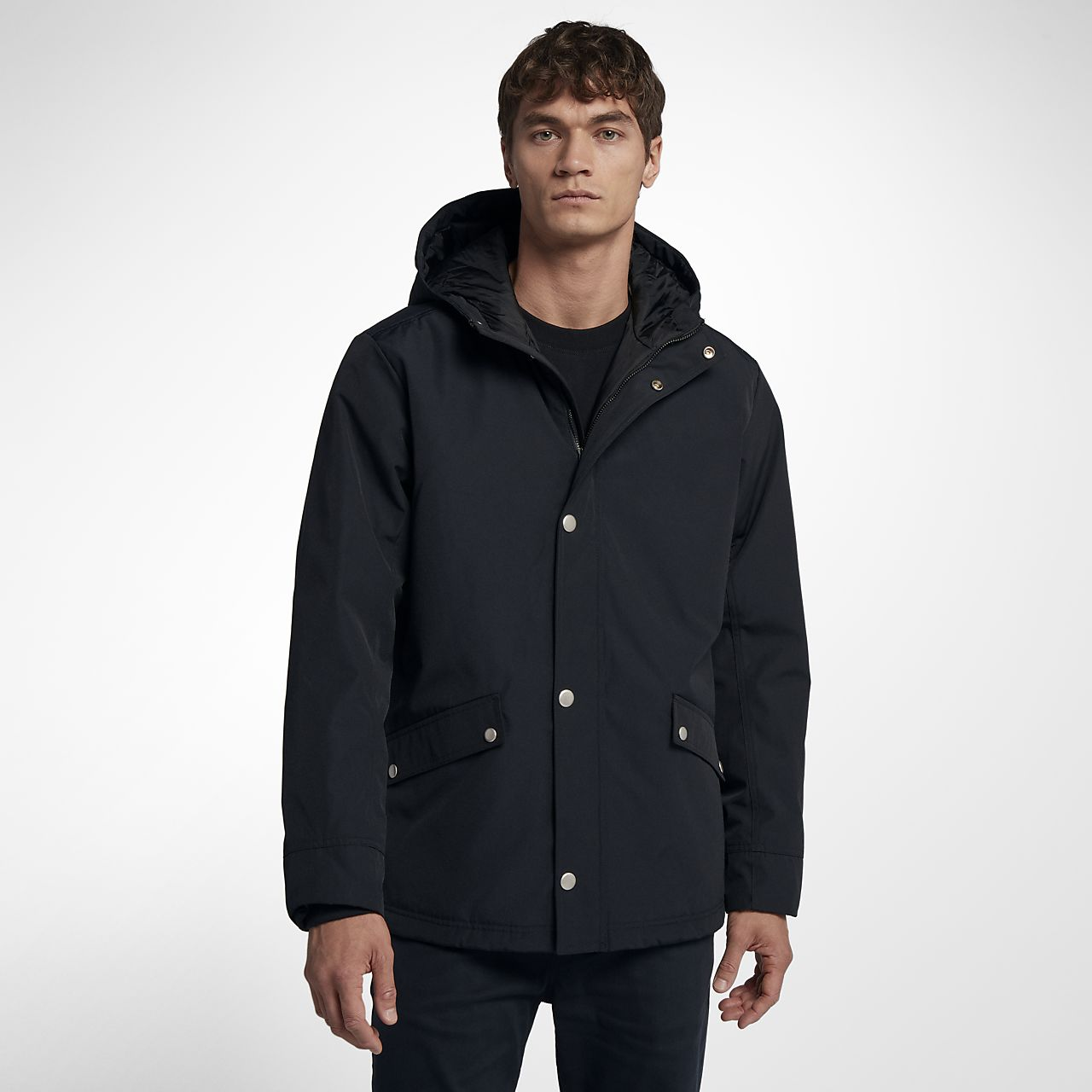 Hurley Timber Men's Hooded Jacket